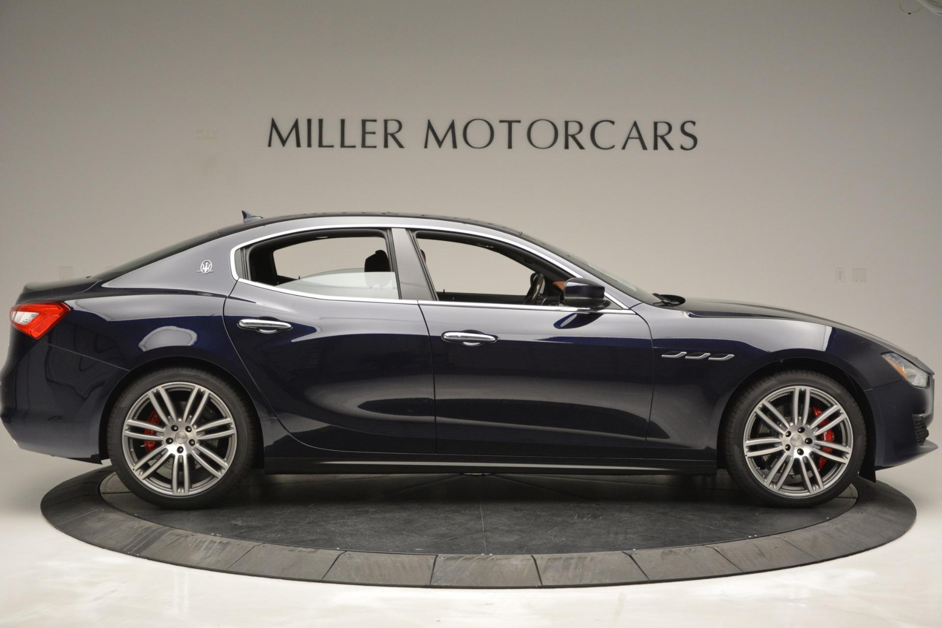 New 2019 Maserati Ghibli S Q4 For Sale In Greenwich, CT 2738_p9