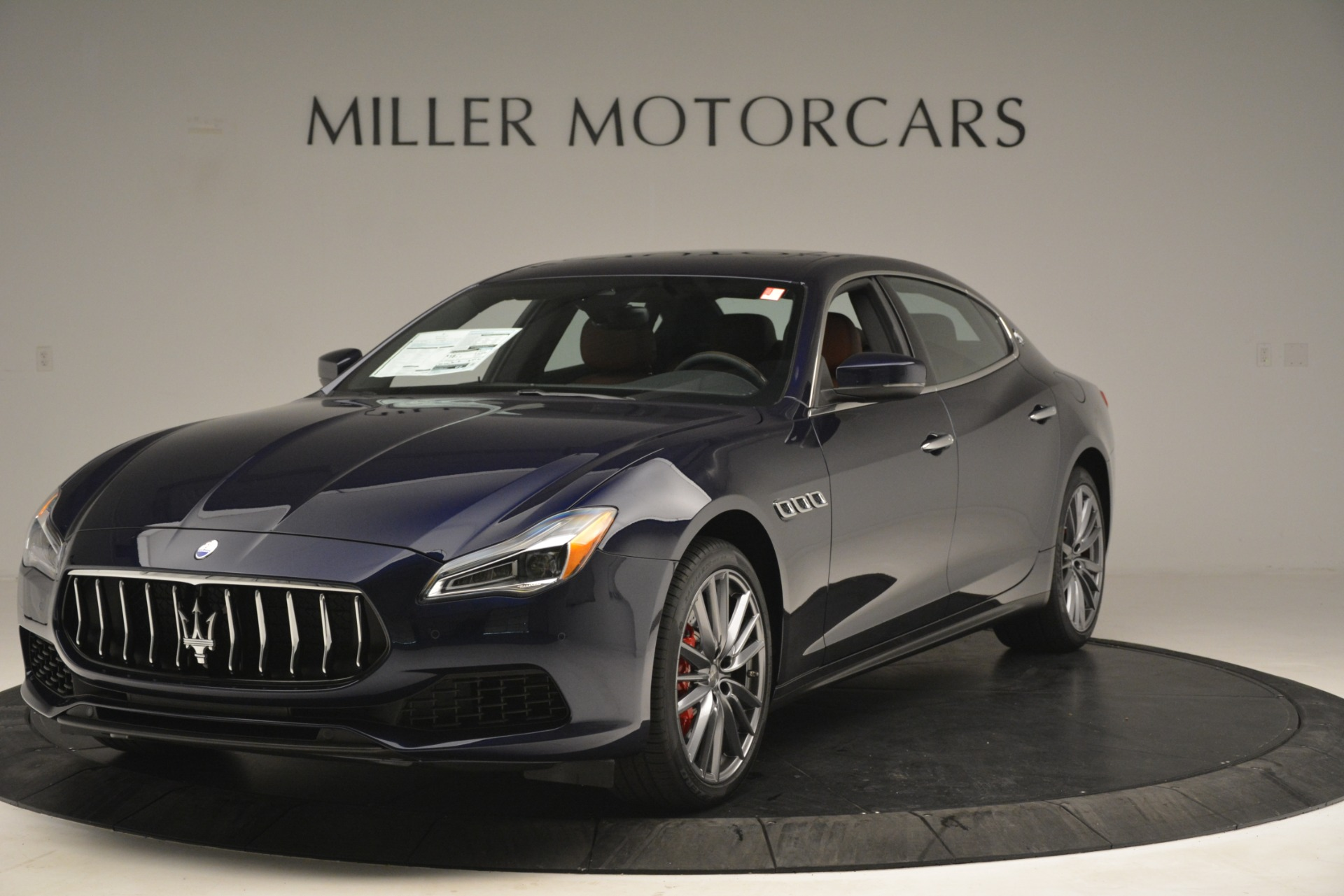New 2019 Maserati Quattroporte S Q4 For Sale In Greenwich, CT 2742_main
