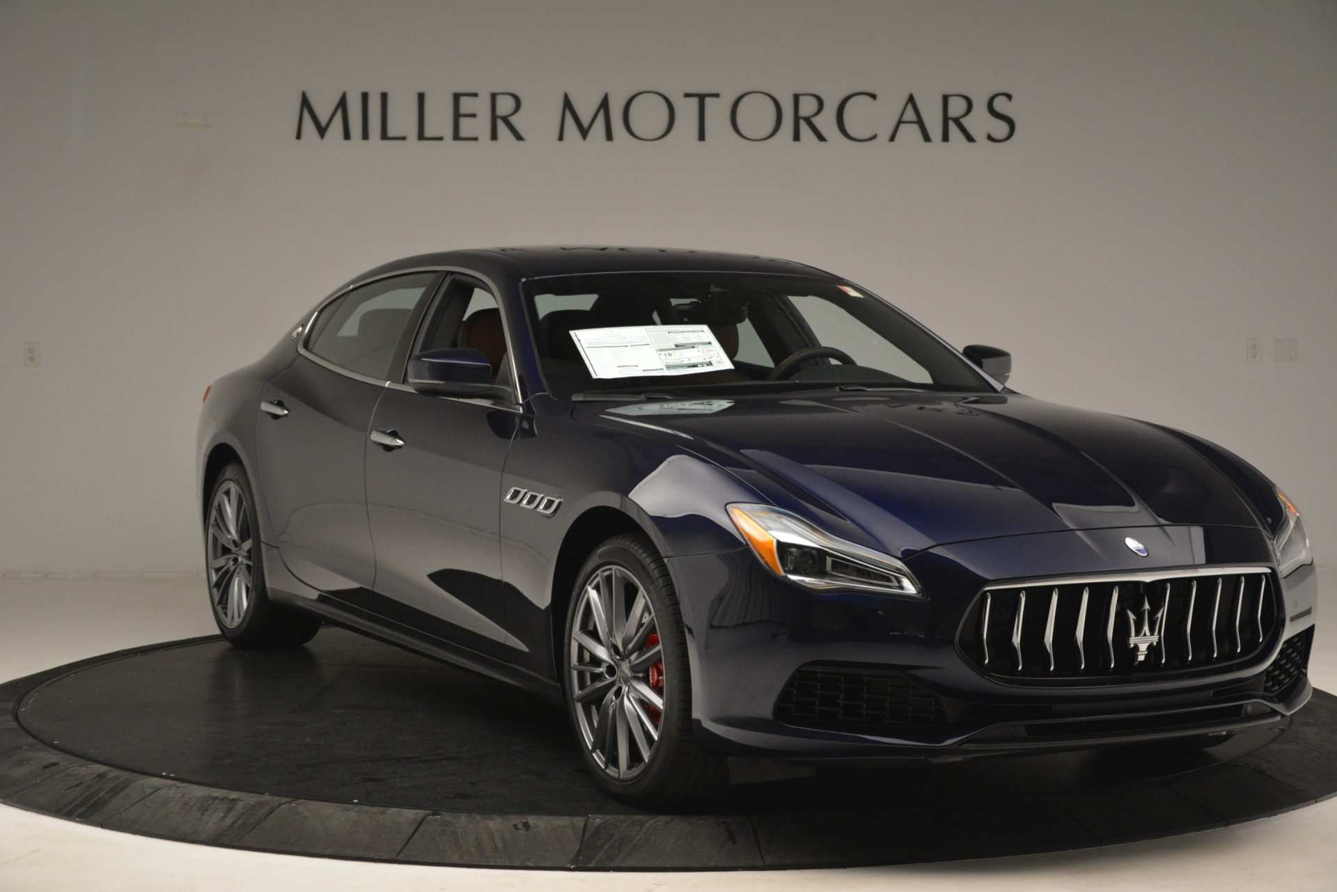 New 2019 Maserati Quattroporte S Q4 For Sale In Greenwich, CT 2742_p11