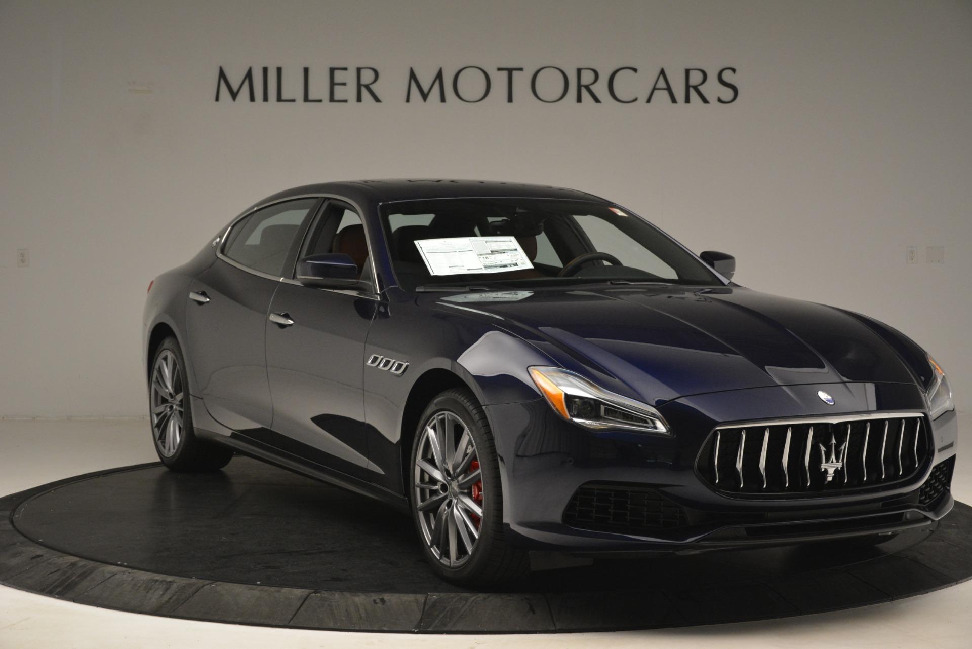 New 2019 Maserati Quattroporte S Q4 For Sale In Greenwich, CT 2742_p11