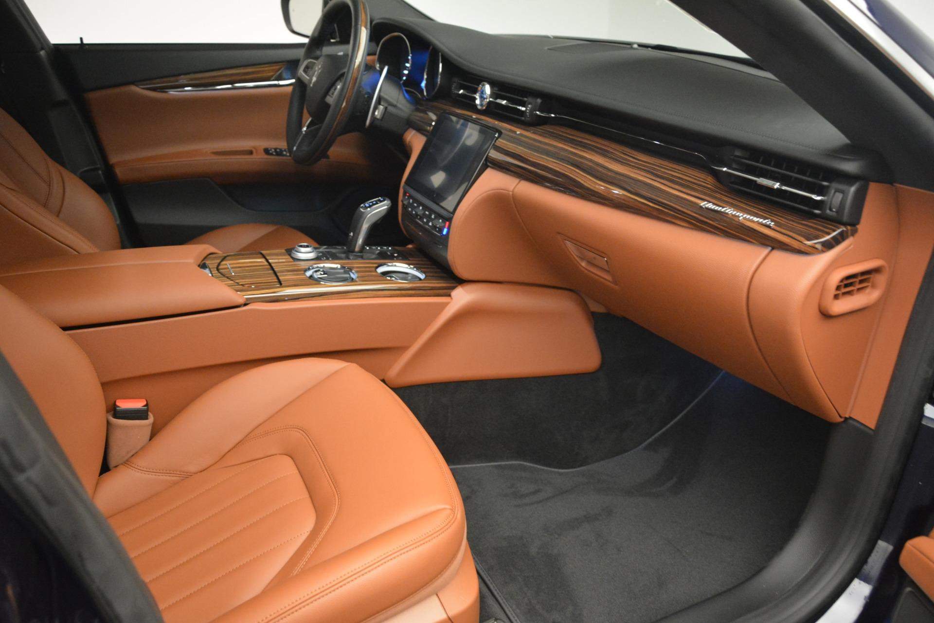 New 2019 Maserati Quattroporte S Q4 For Sale In Greenwich, CT 2742_p23