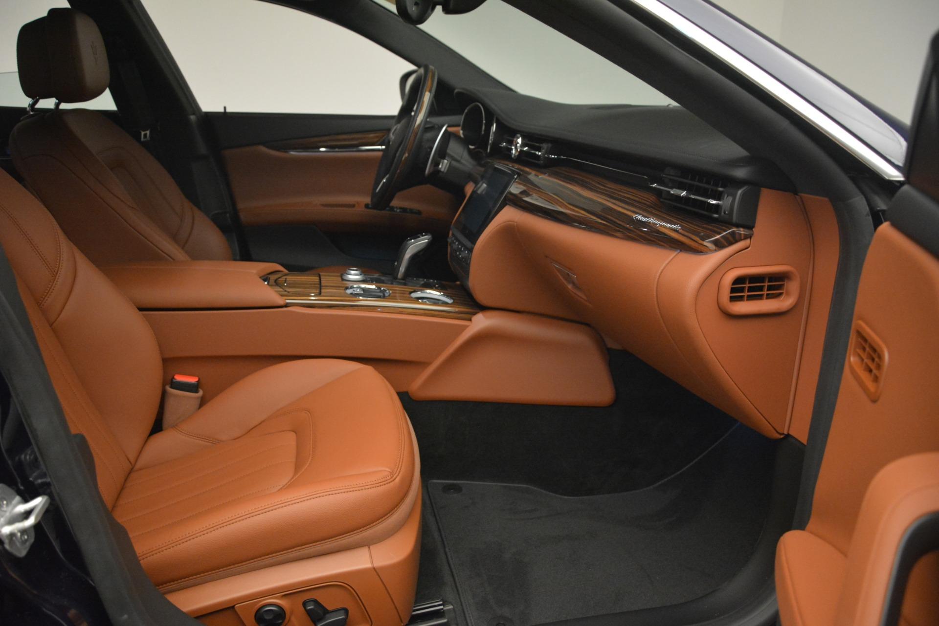 New 2019 Maserati Quattroporte S Q4 For Sale In Greenwich, CT 2742_p24