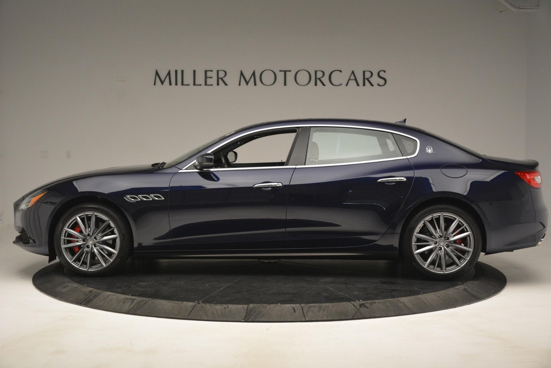 New 2019 Maserati Quattroporte S Q4 For Sale In Greenwich, CT 2742_p3