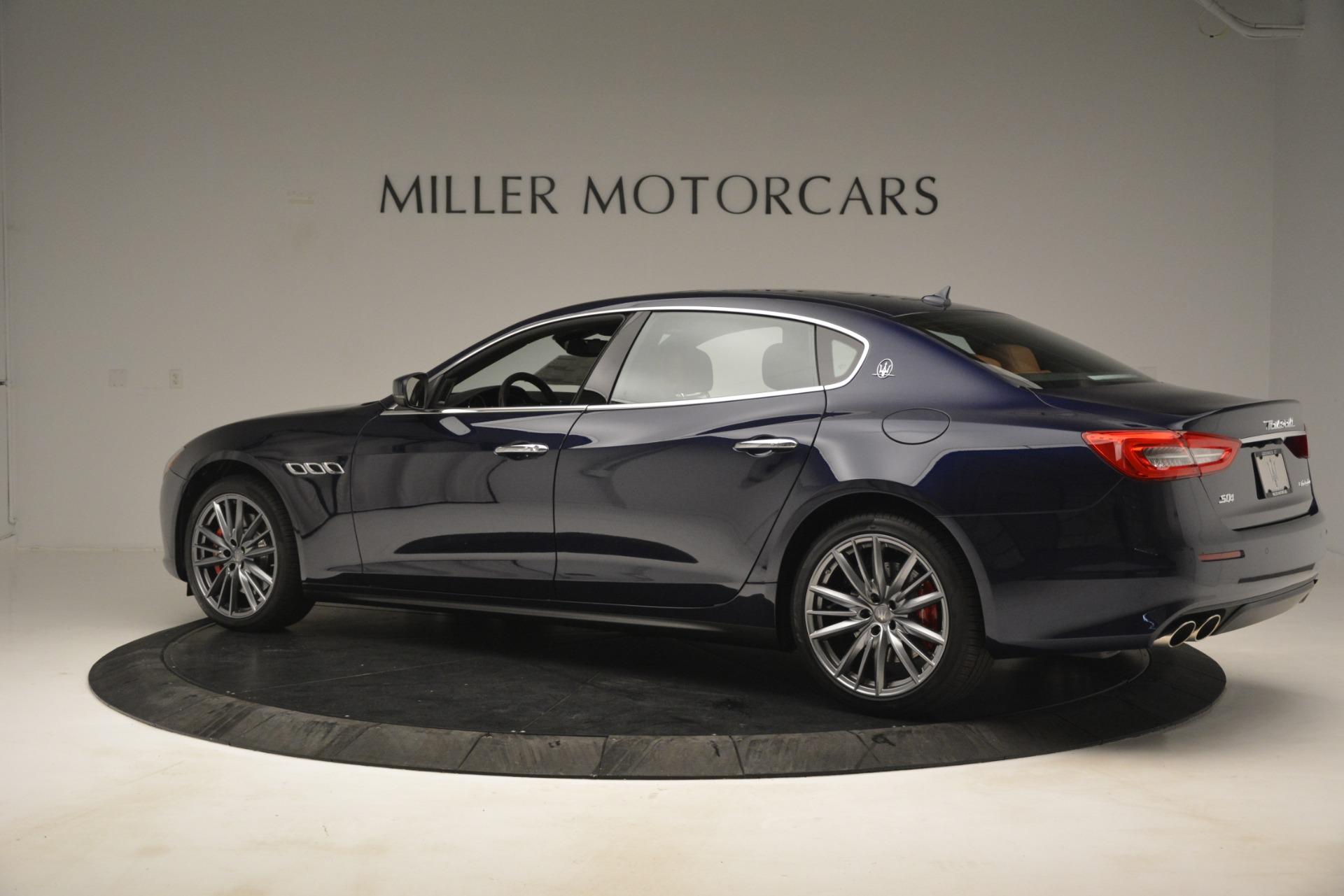 New 2019 Maserati Quattroporte S Q4 For Sale In Greenwich, CT 2742_p4
