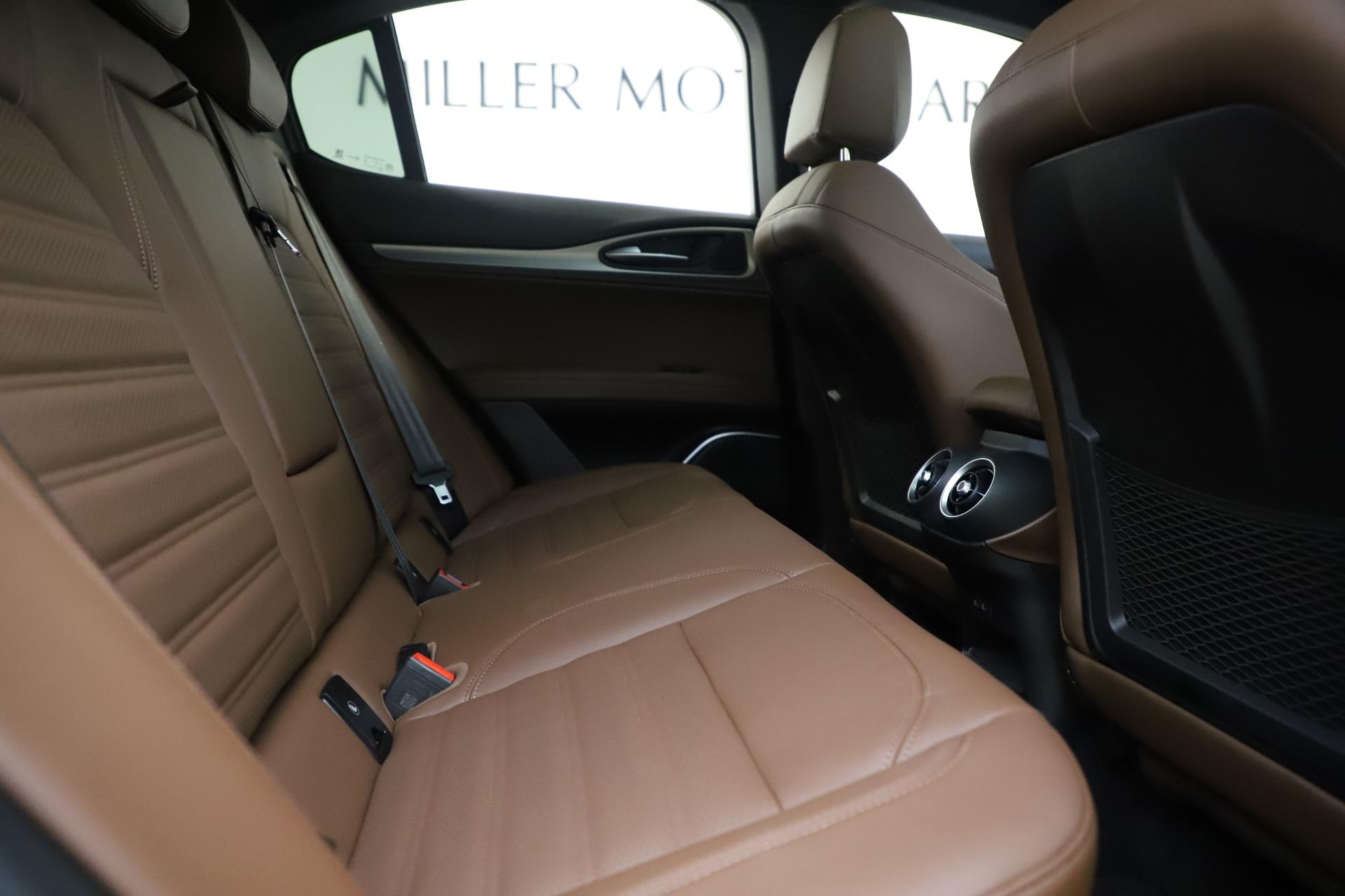 New 2019 Alfa Romeo Stelvio Ti Sport Q4 For Sale In Greenwich, CT 2744_p27