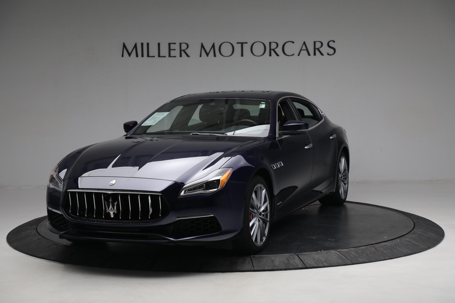 New 2019 Maserati Quattroporte S Q4 GranLusso For Sale In Greenwich, CT 2746_main