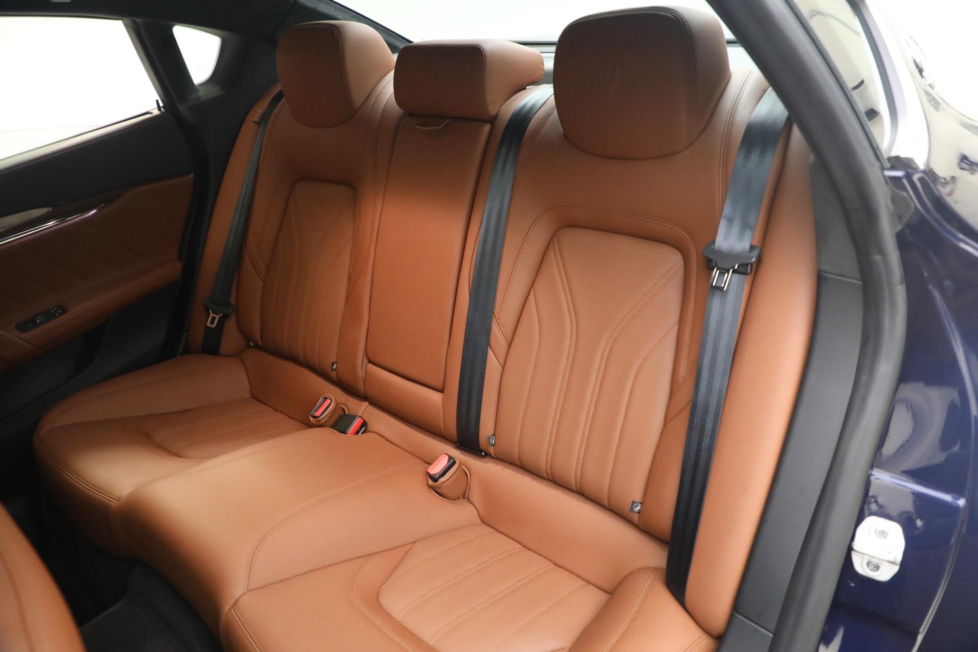 New 2019 Maserati Quattroporte S Q4 GranLusso For Sale In Greenwich, CT 2746_p17