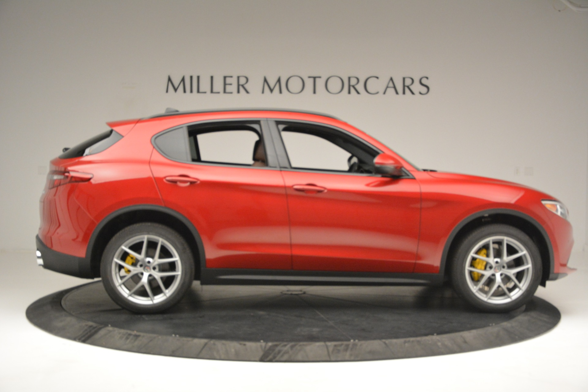New 2019 Alfa Romeo Stelvio Ti Sport Q4 For Sale In Greenwich, CT 2747_p9
