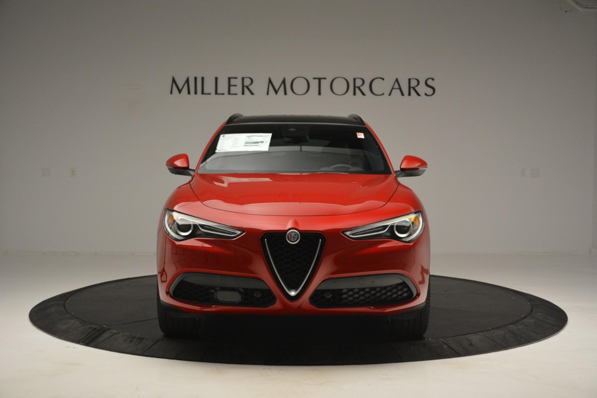 New 2019 Alfa Romeo Stelvio Ti Sport Q4 For Sale In Greenwich, CT 2749_p12