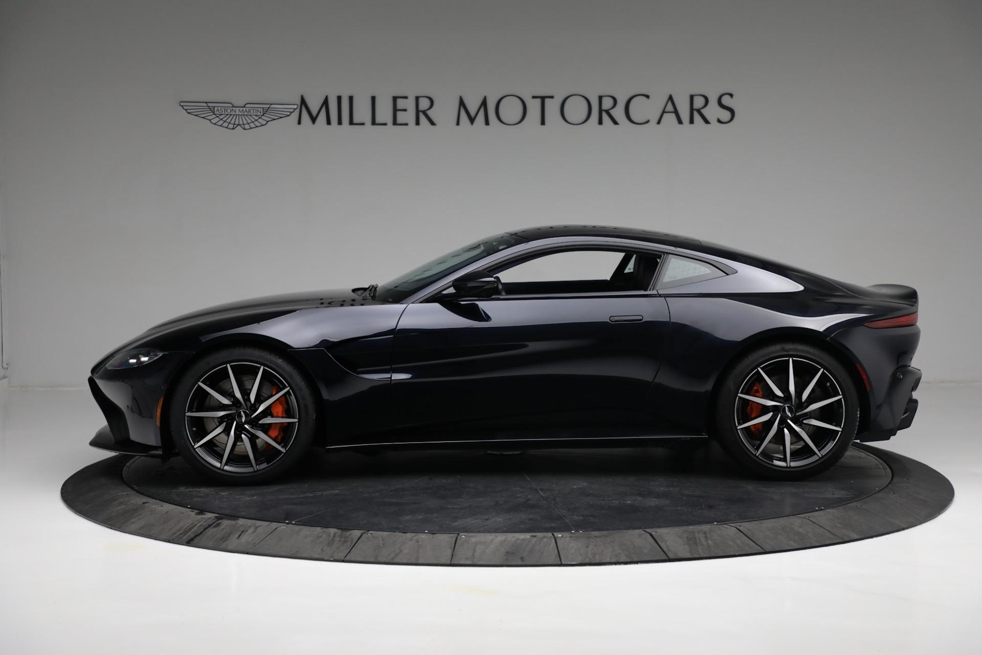 New 2019 Aston Martin Vantage  For Sale In Greenwich, CT 2756_p2