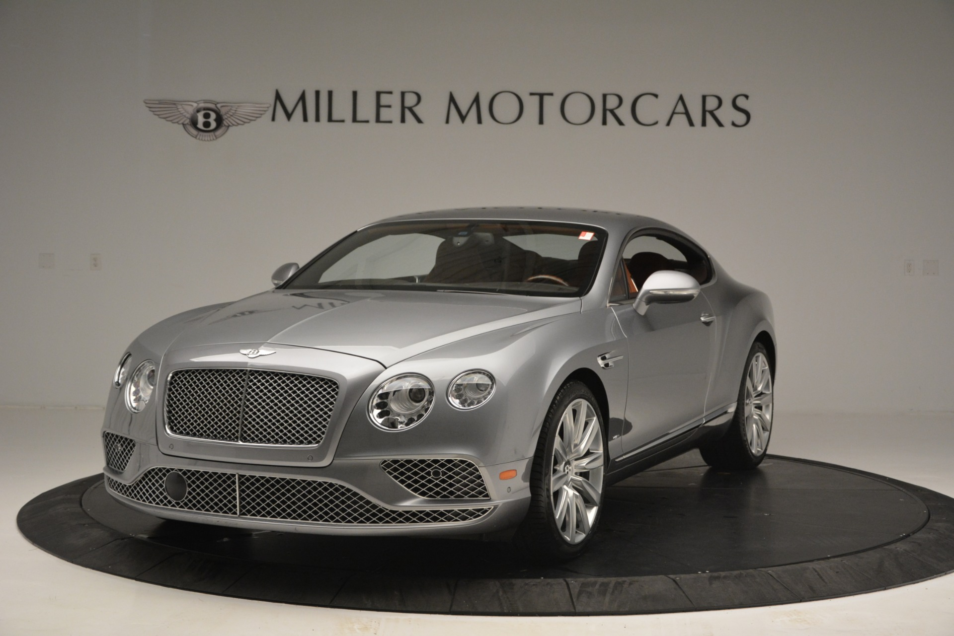 Used 2016 Bentley Continental GT W12 For Sale In Greenwich, CT 2757_main