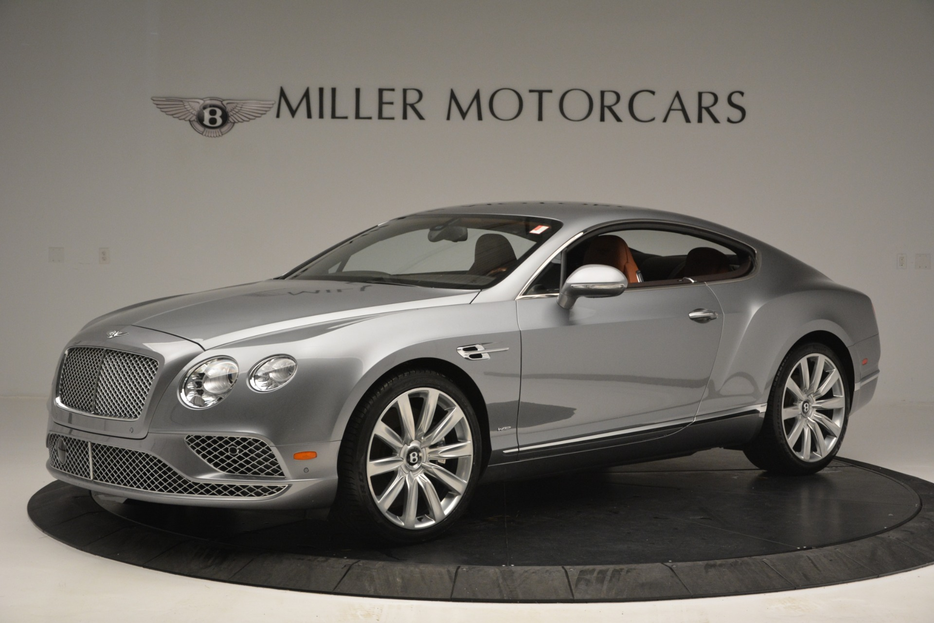 Used 2016 Bentley Continental GT W12 For Sale In Greenwich, CT 2757_p2