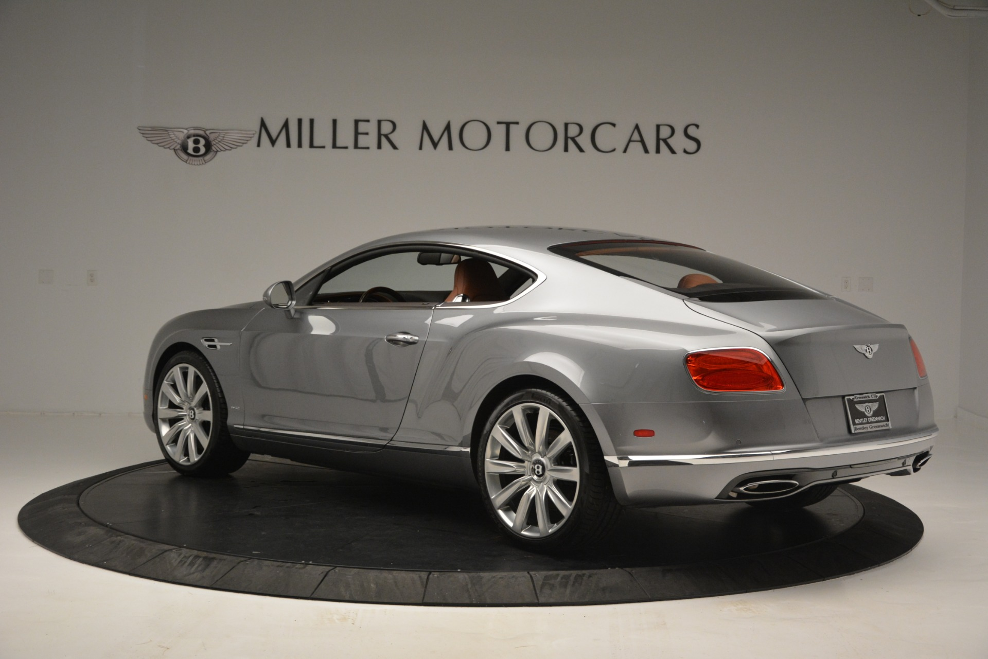 Used 2016 Bentley Continental GT W12 For Sale In Greenwich, CT 2757_p4