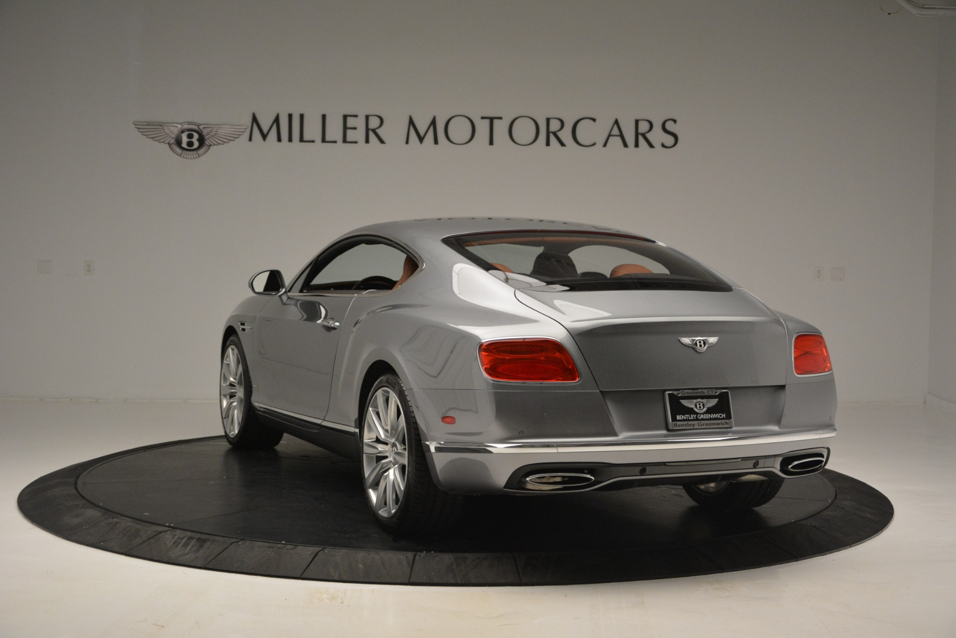 Used 2016 Bentley Continental GT W12 For Sale In Greenwich, CT 2757_p5