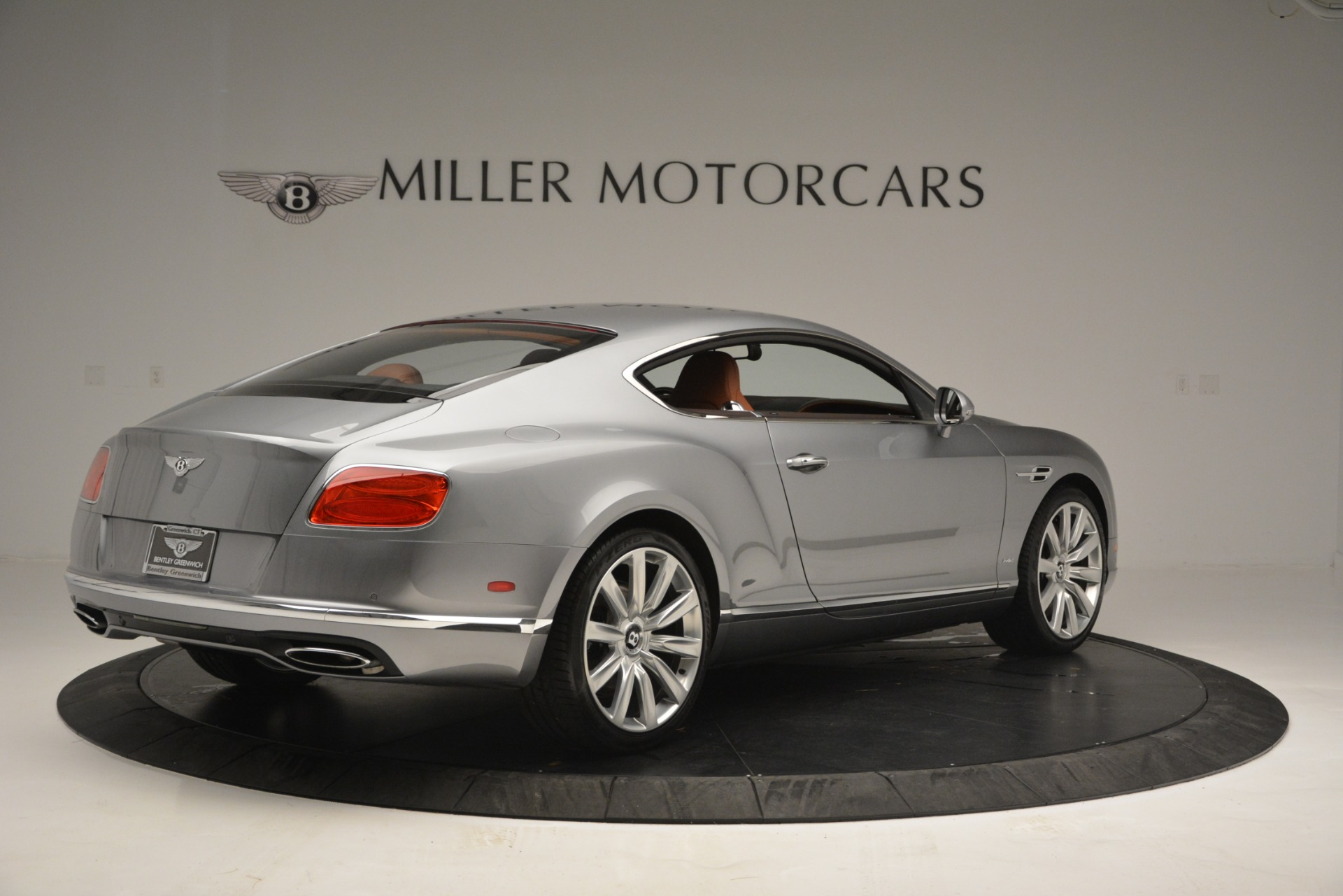 Used 2016 Bentley Continental GT W12 For Sale In Greenwich, CT 2757_p8