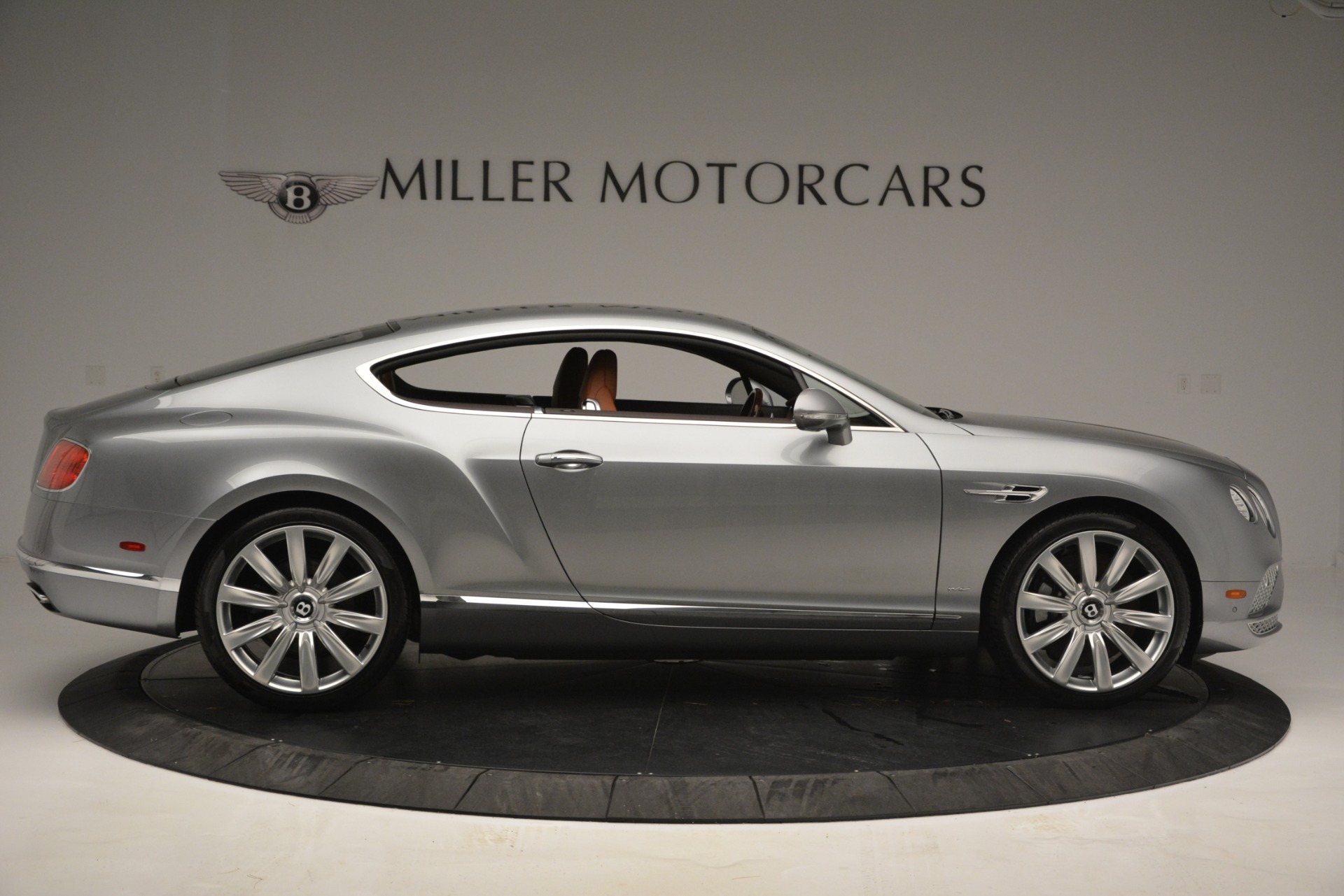 Used 2016 Bentley Continental GT W12 For Sale In Greenwich, CT 2757_p9