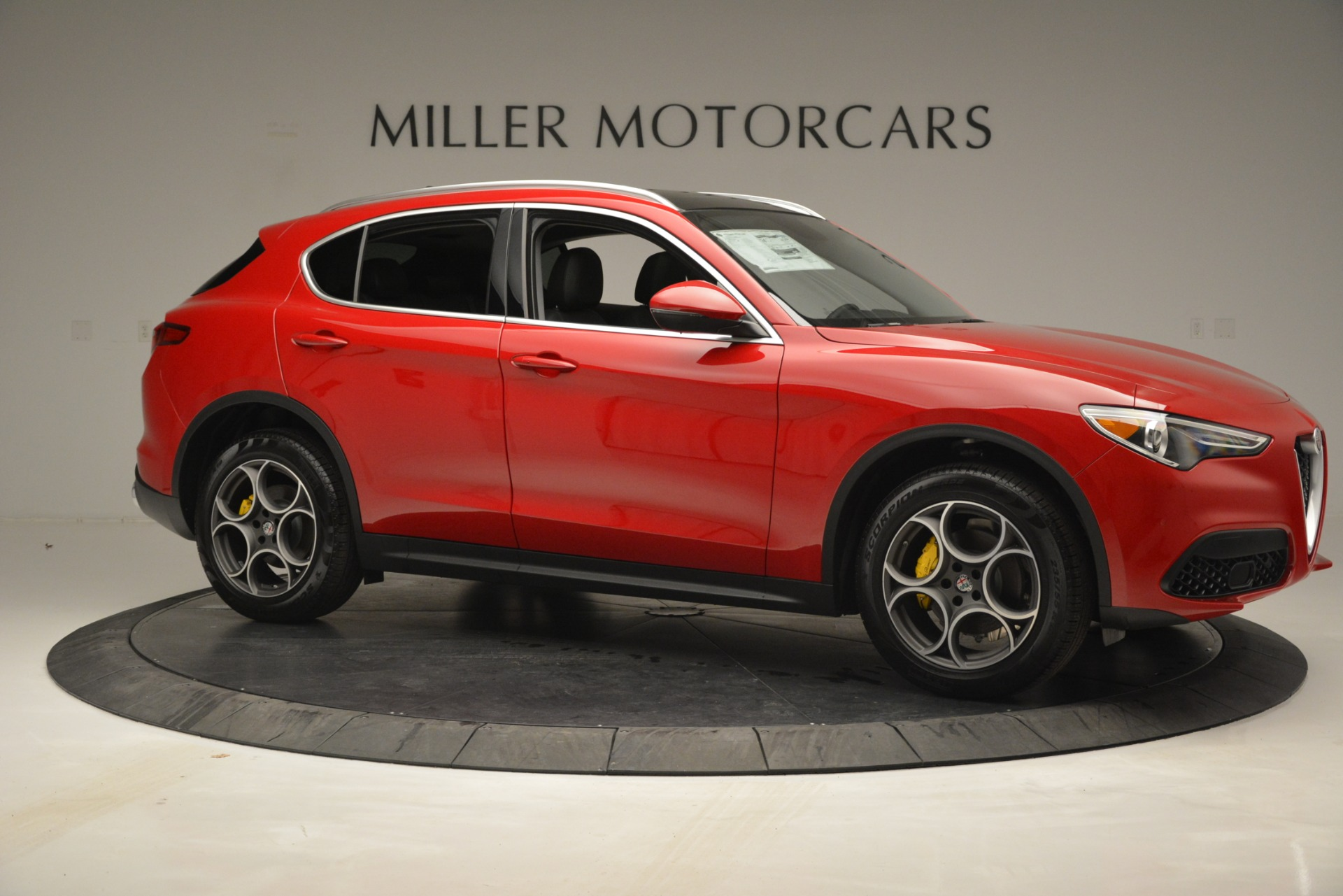 New 2019 Alfa Romeo Stelvio Q4 For Sale In Greenwich, CT 2759_p11