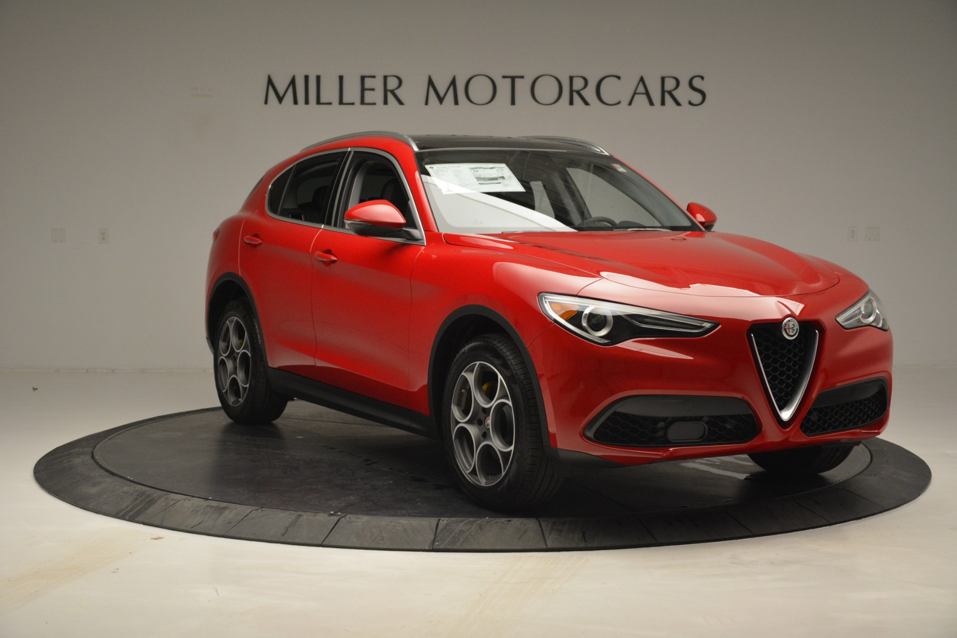 New 2019 Alfa Romeo Stelvio Q4 For Sale In Greenwich, CT 2759_p12