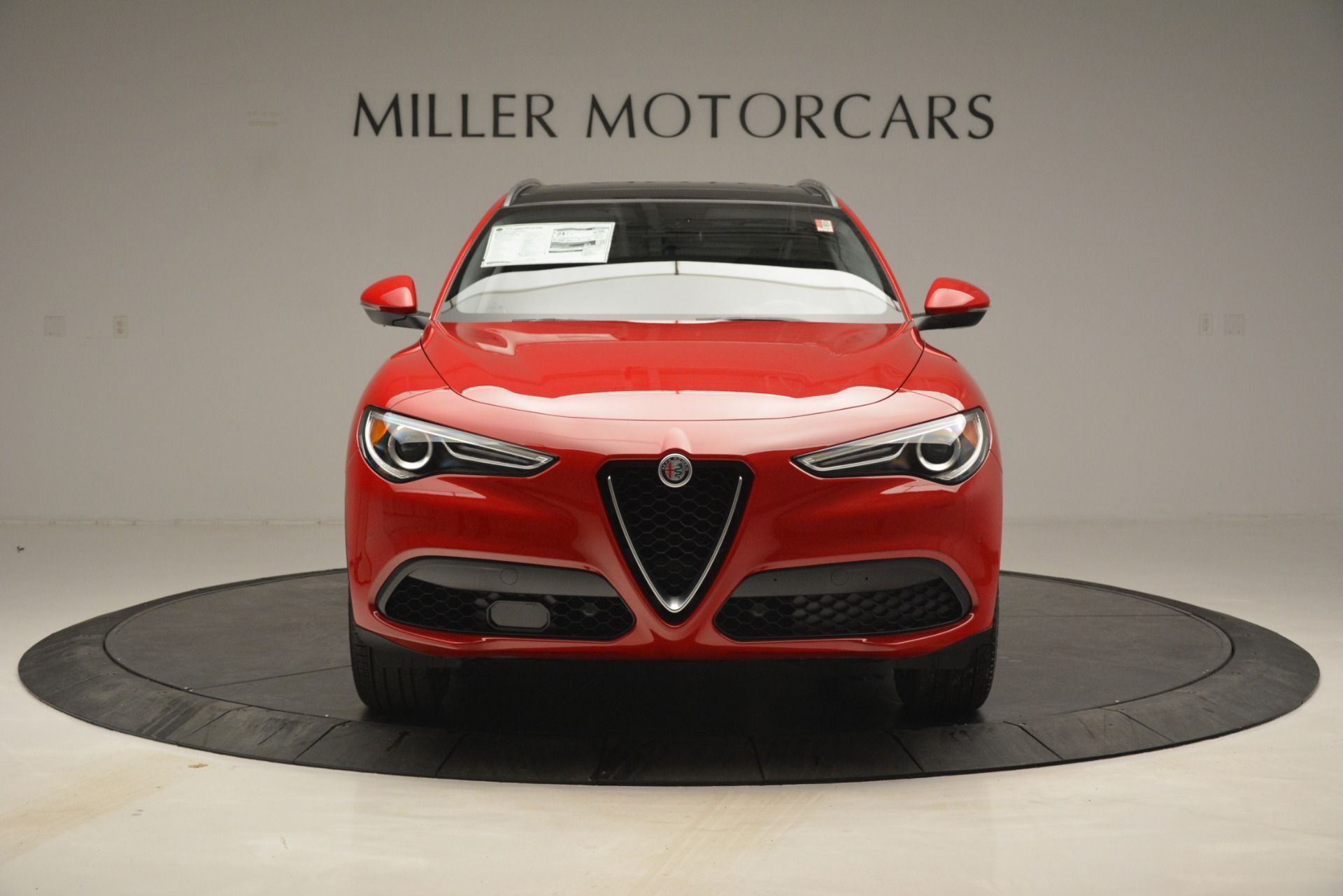New 2019 Alfa Romeo Stelvio Q4 For Sale In Greenwich, CT 2759_p13