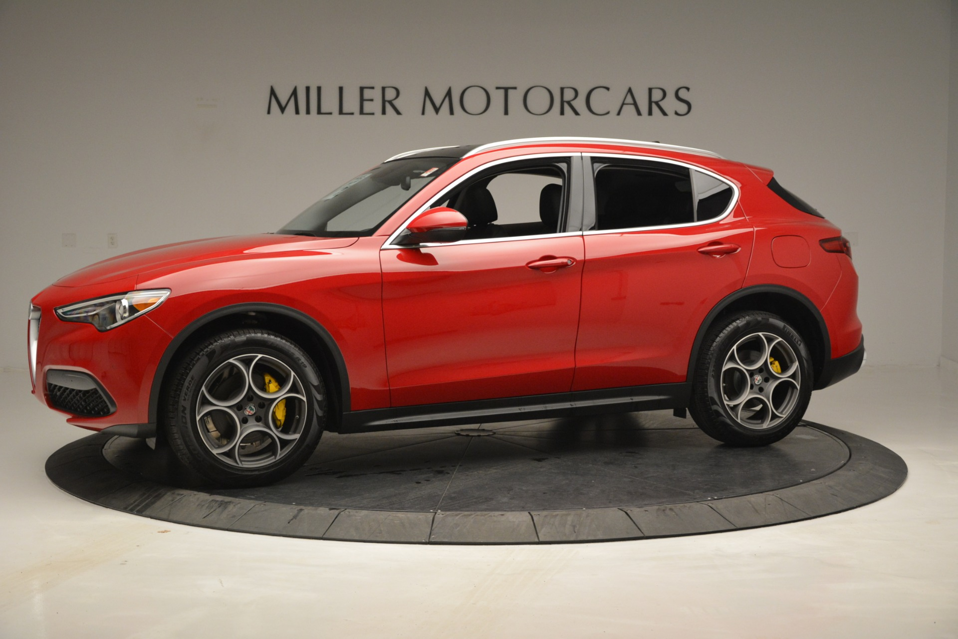 New 2019 Alfa Romeo Stelvio Q4 For Sale In Greenwich, CT 2759_p2