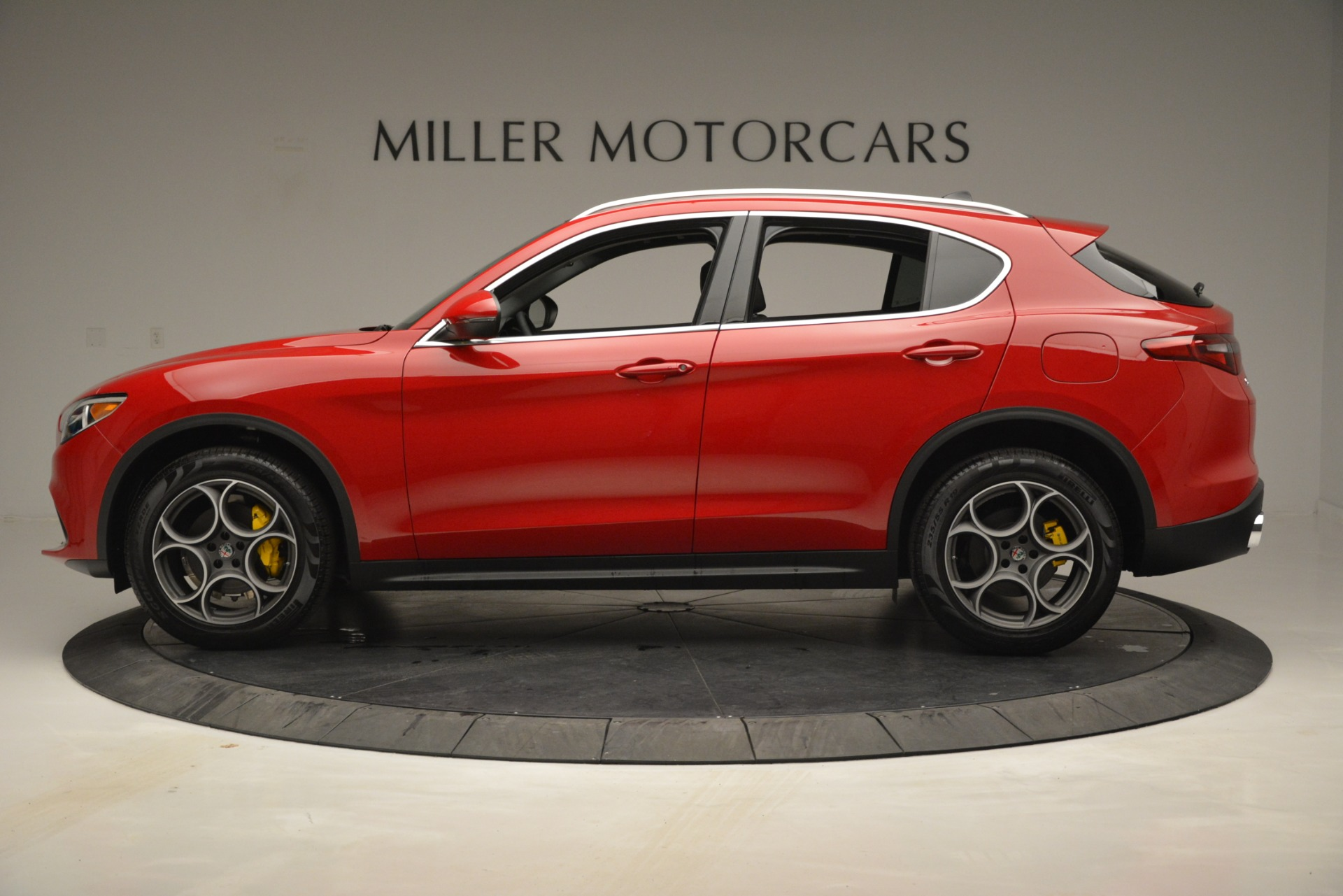 New 2019 Alfa Romeo Stelvio Q4 For Sale In Greenwich, CT 2759_p3