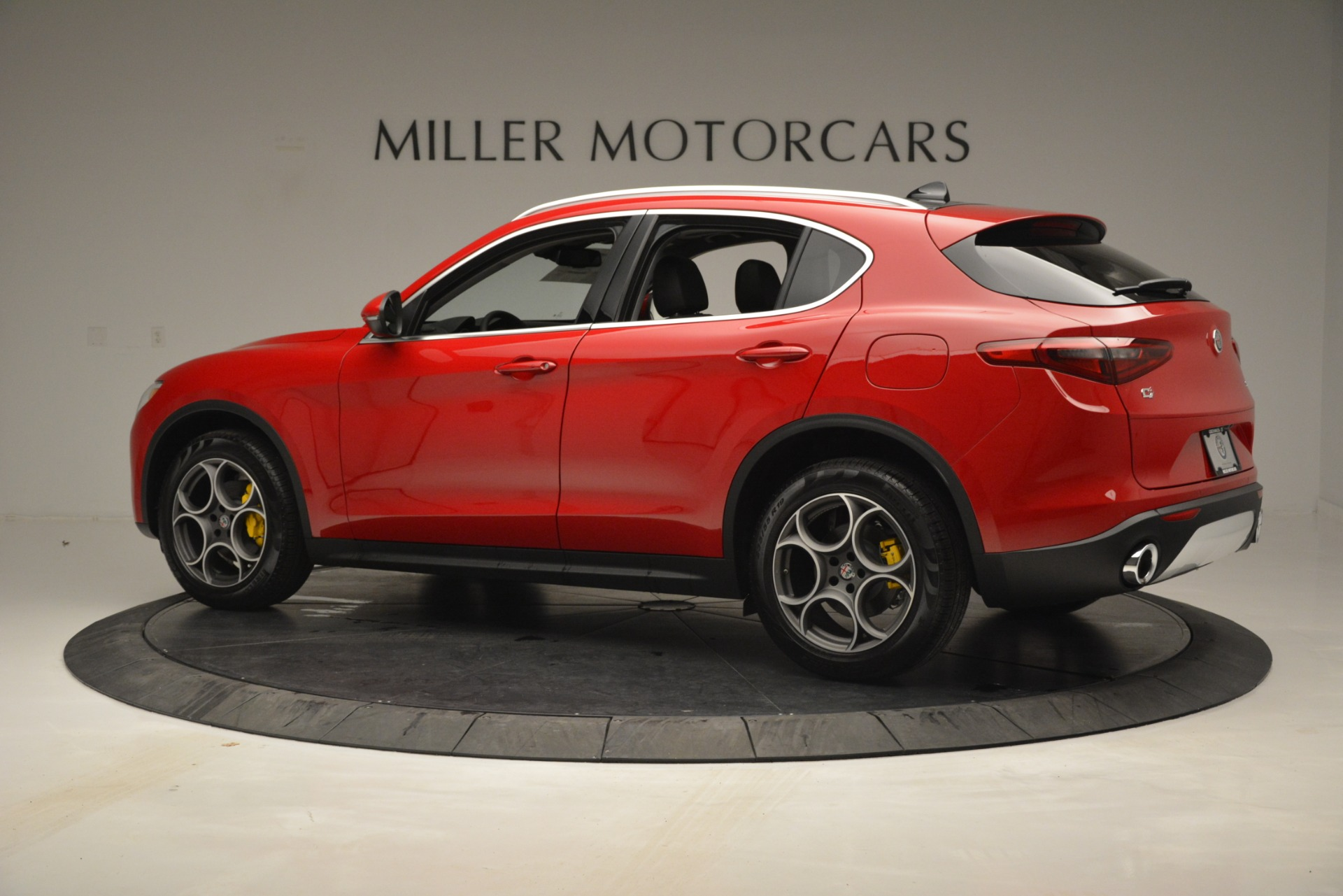 New 2019 Alfa Romeo Stelvio Q4 For Sale In Greenwich, CT 2759_p4