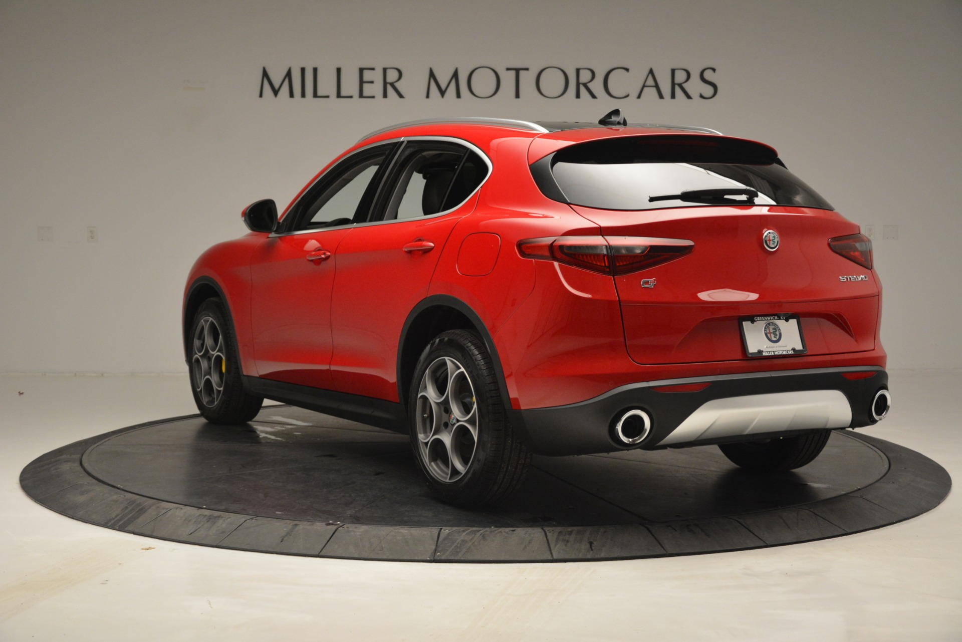 New 2019 Alfa Romeo Stelvio Q4 For Sale In Greenwich, CT 2759_p5