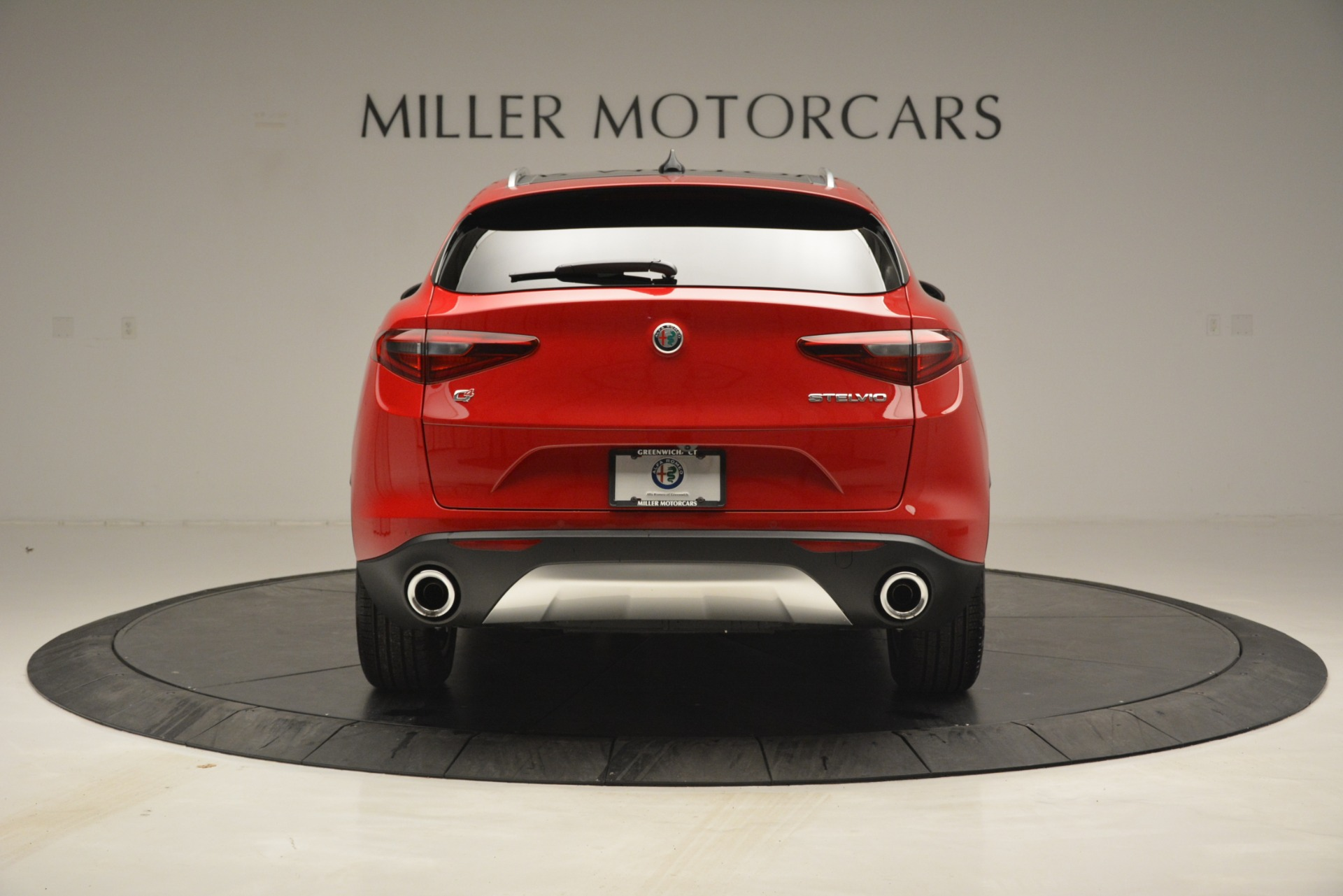 New 2019 Alfa Romeo Stelvio Q4 For Sale In Greenwich, CT 2759_p6