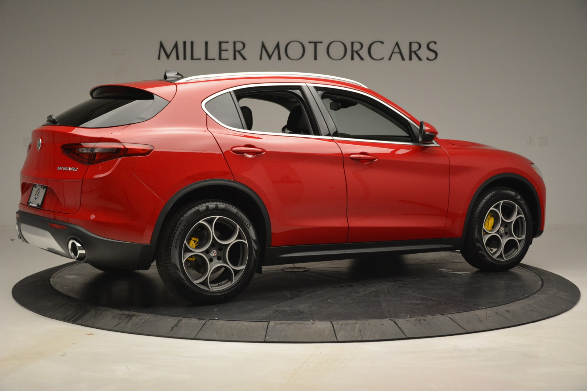 New 2019 Alfa Romeo Stelvio Q4 For Sale In Greenwich, CT 2759_p8