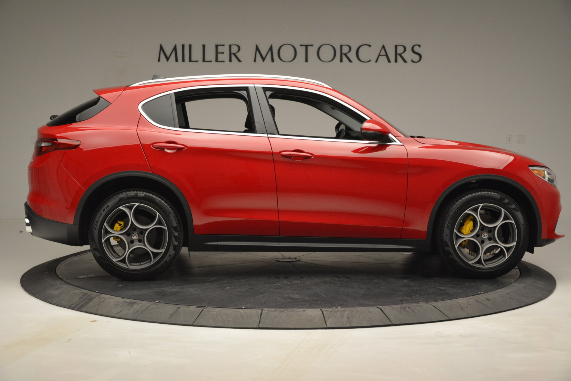 New 2019 Alfa Romeo Stelvio Q4 For Sale In Greenwich, CT 2759_p9