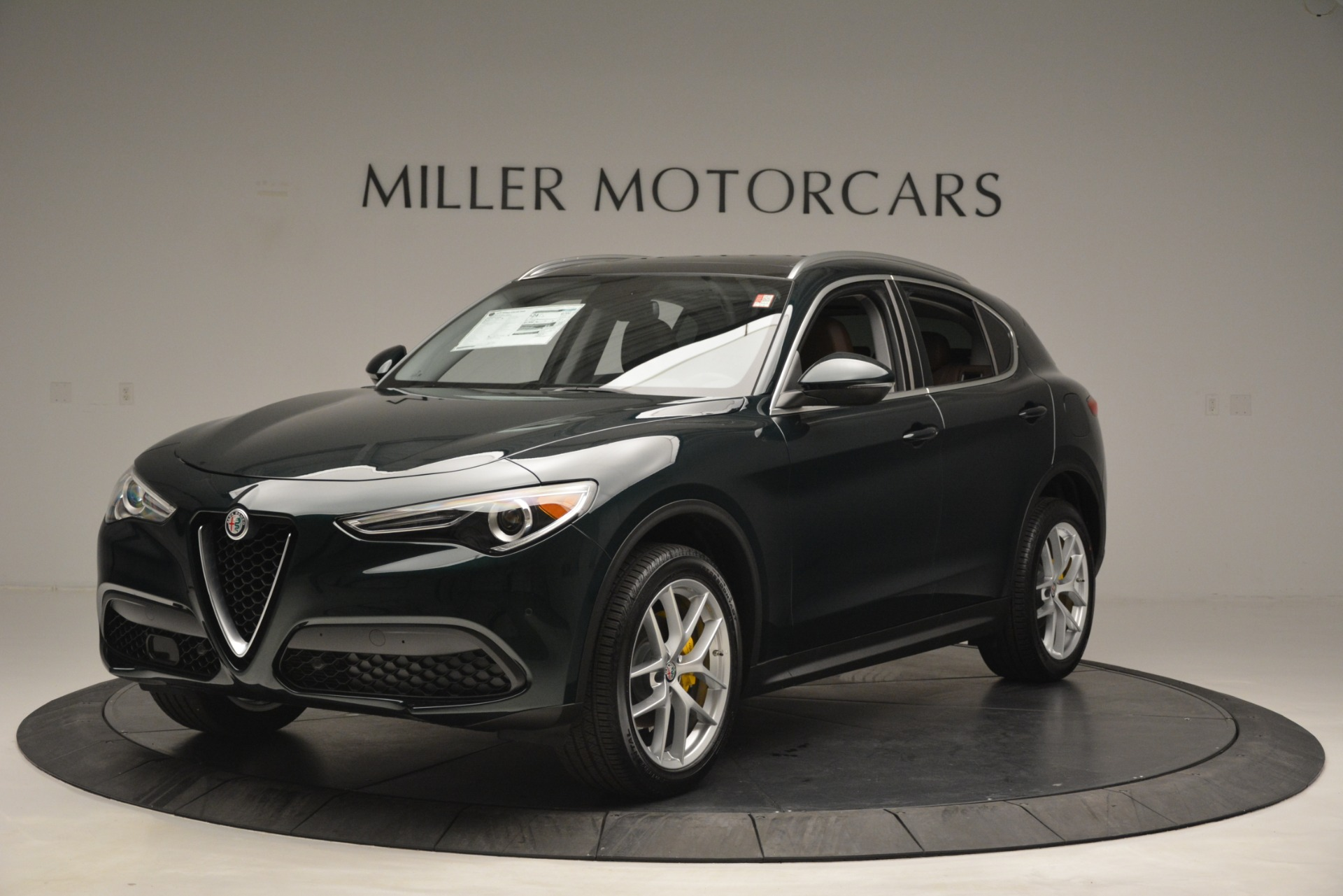 New 2019 Alfa Romeo Stelvio Q4 For Sale In Greenwich, CT 2761_main
