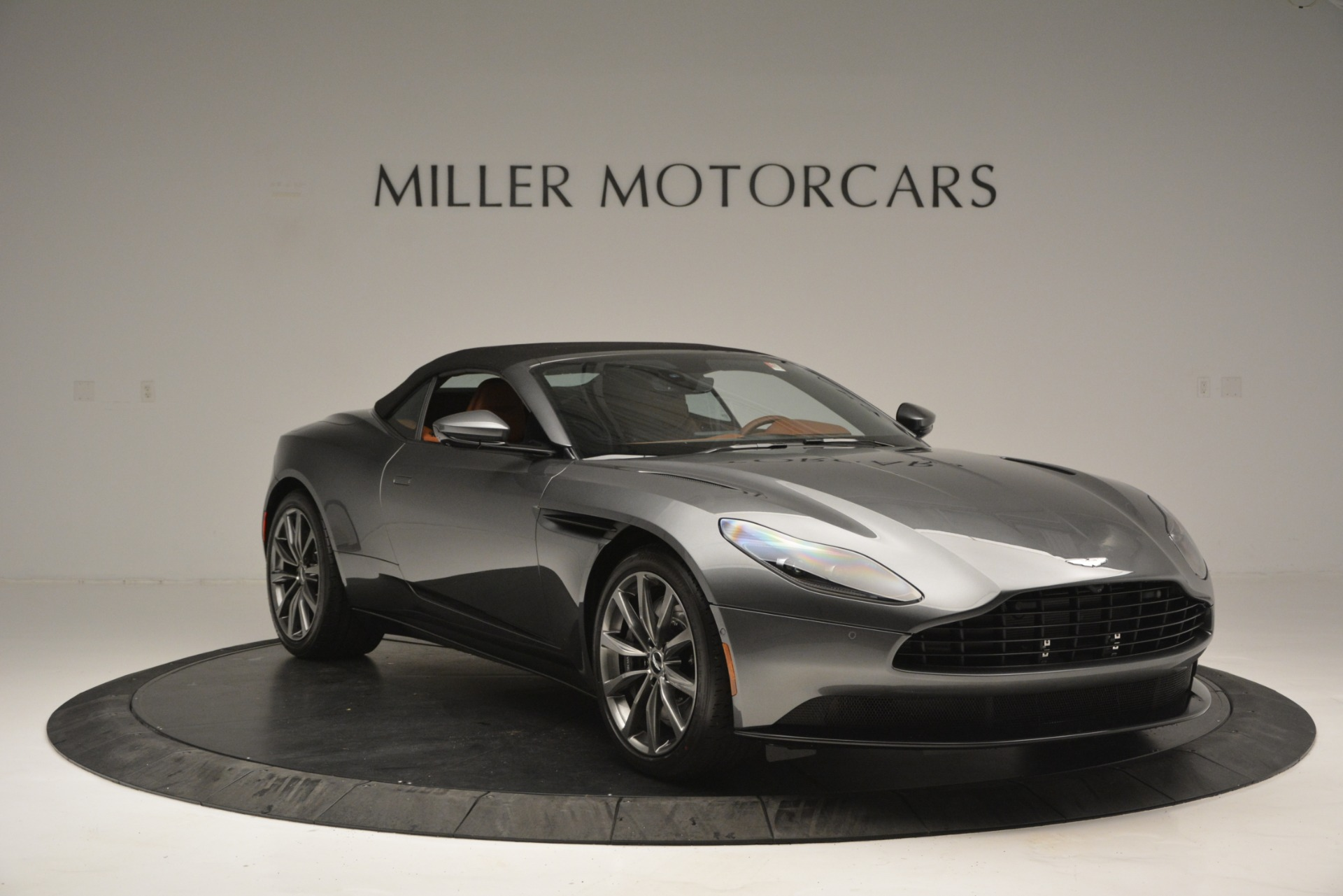 New 2019 Aston Martin DB11 V8 Convertible For Sale In Greenwich, CT 2762_p18