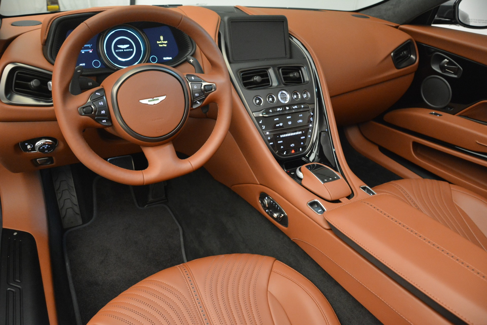 New 2019 Aston Martin DB11 V8 Convertible For Sale In Greenwich, CT 2762_p20