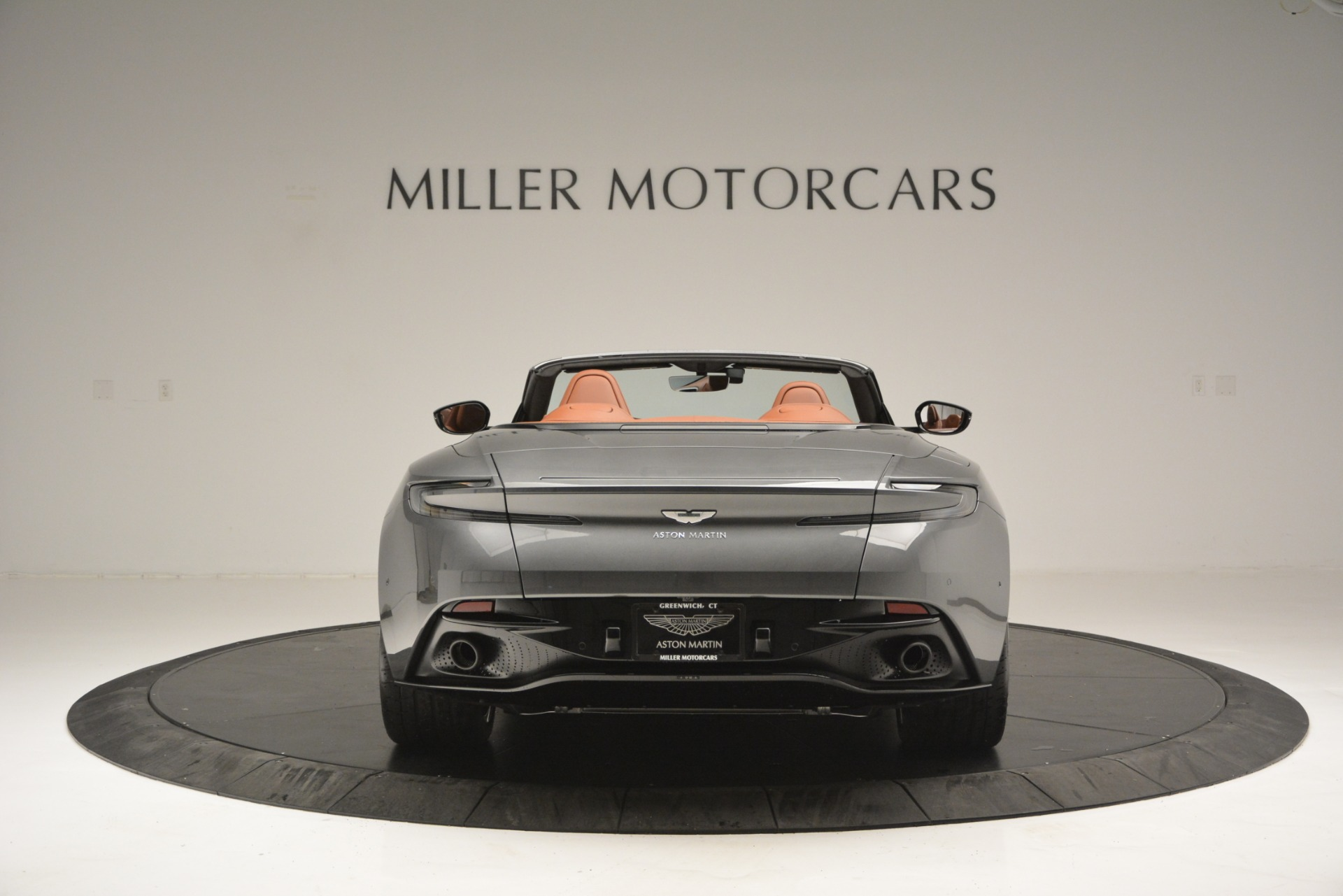 New 2019 Aston Martin DB11 V8 Convertible For Sale In Greenwich, CT 2762_p5