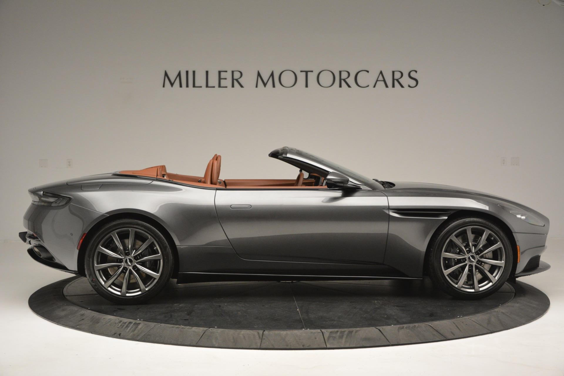 New 2019 Aston Martin DB11 V8 Convertible For Sale In Greenwich, CT 2762_p8