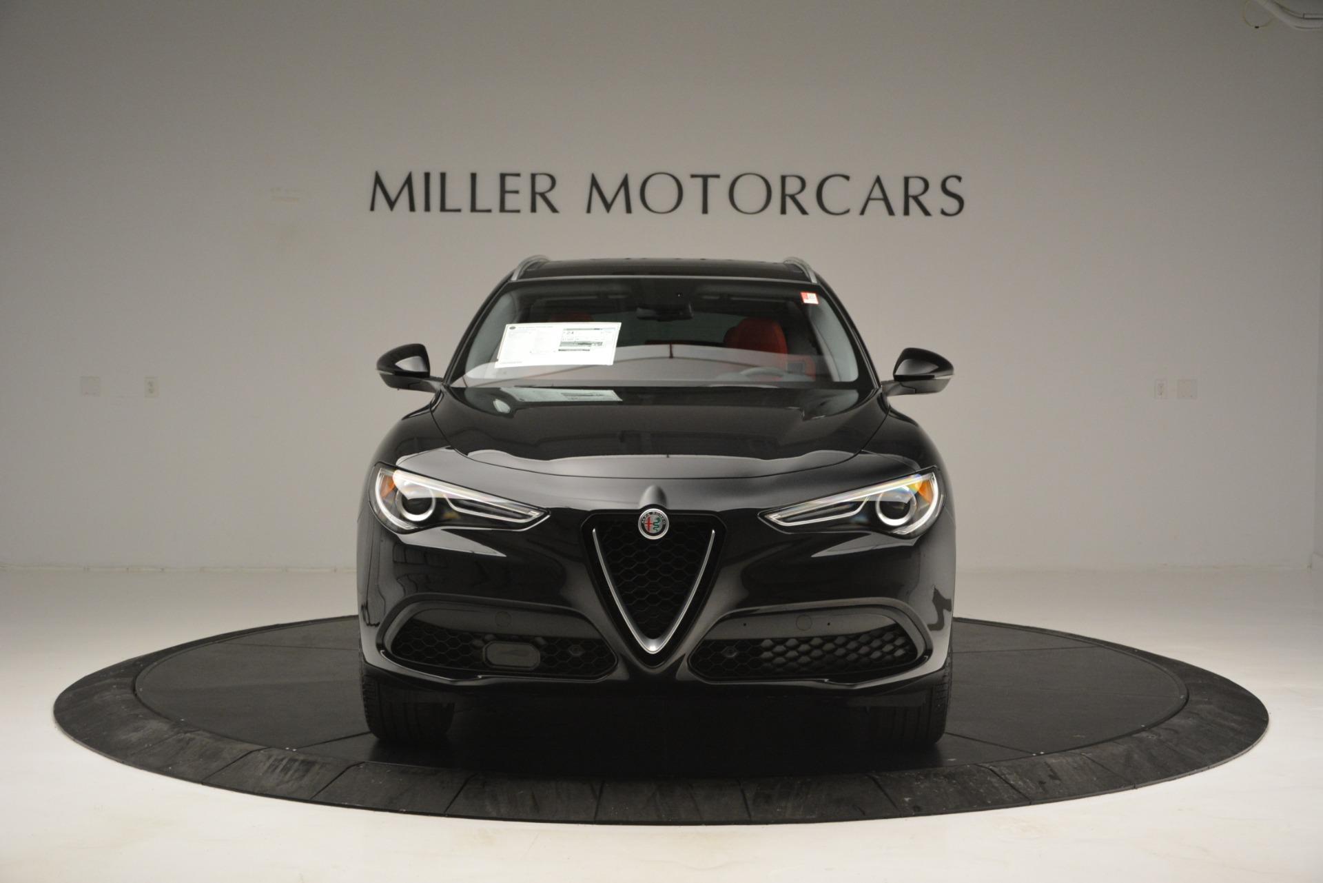 New 2019 Alfa Romeo Stelvio  For Sale In Greenwich, CT 2764_p13