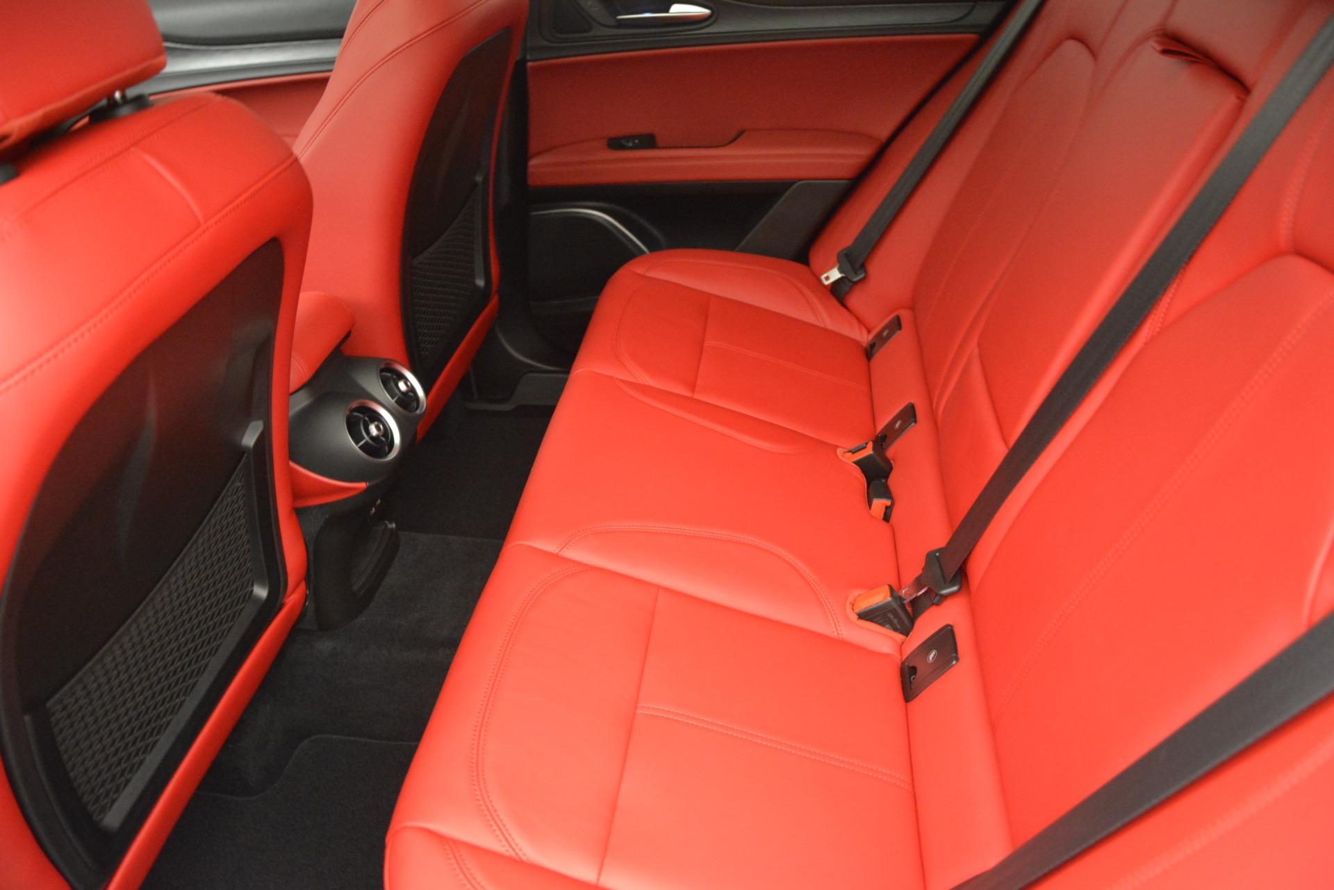 New 2019 Alfa Romeo Stelvio  For Sale In Greenwich, CT 2764_p18