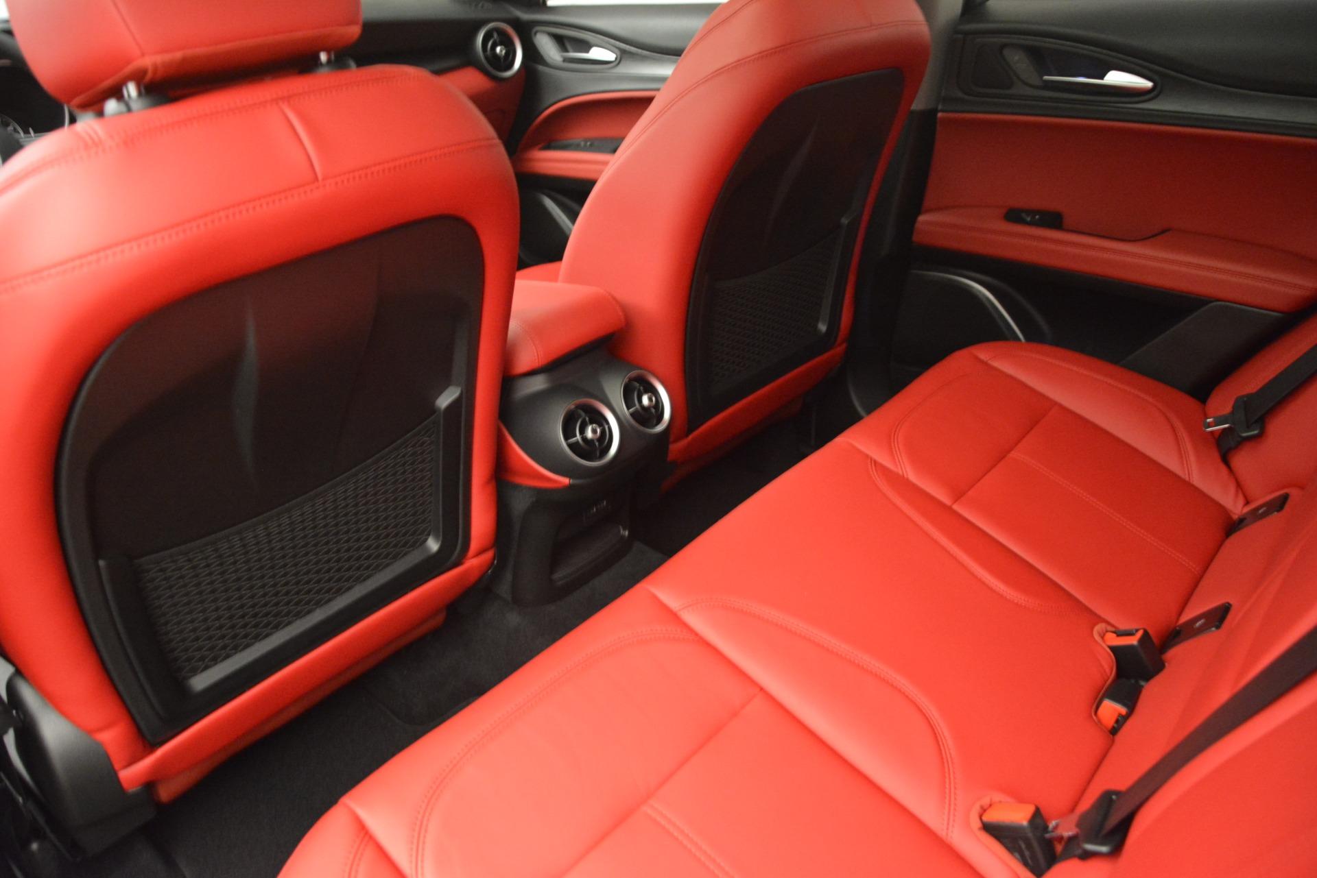 New 2019 Alfa Romeo Stelvio  For Sale In Greenwich, CT 2764_p19