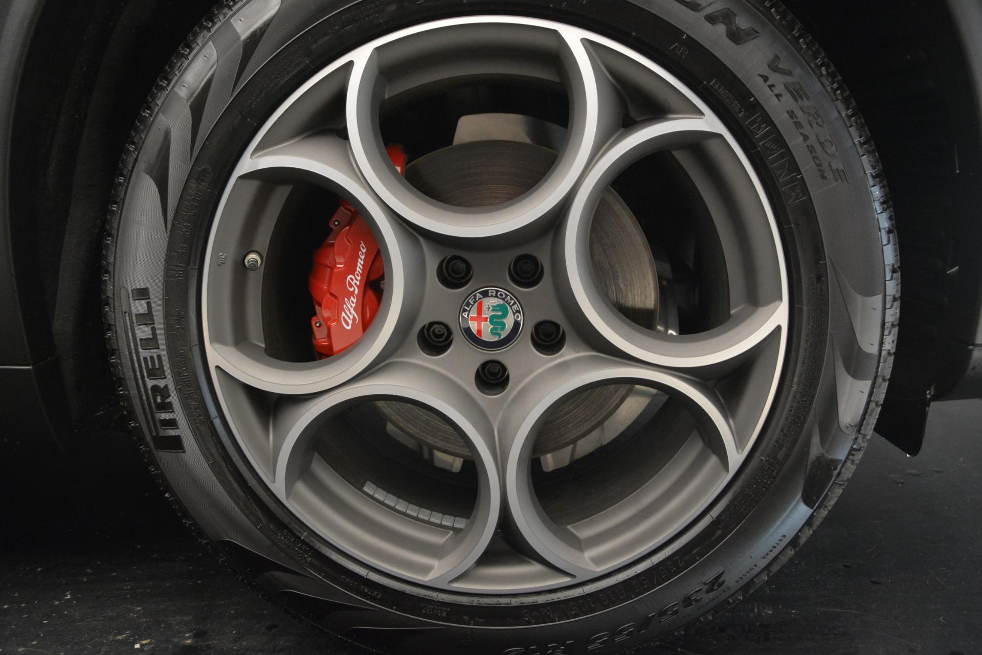 New 2019 Alfa Romeo Stelvio  For Sale In Greenwich, CT 2764_p26