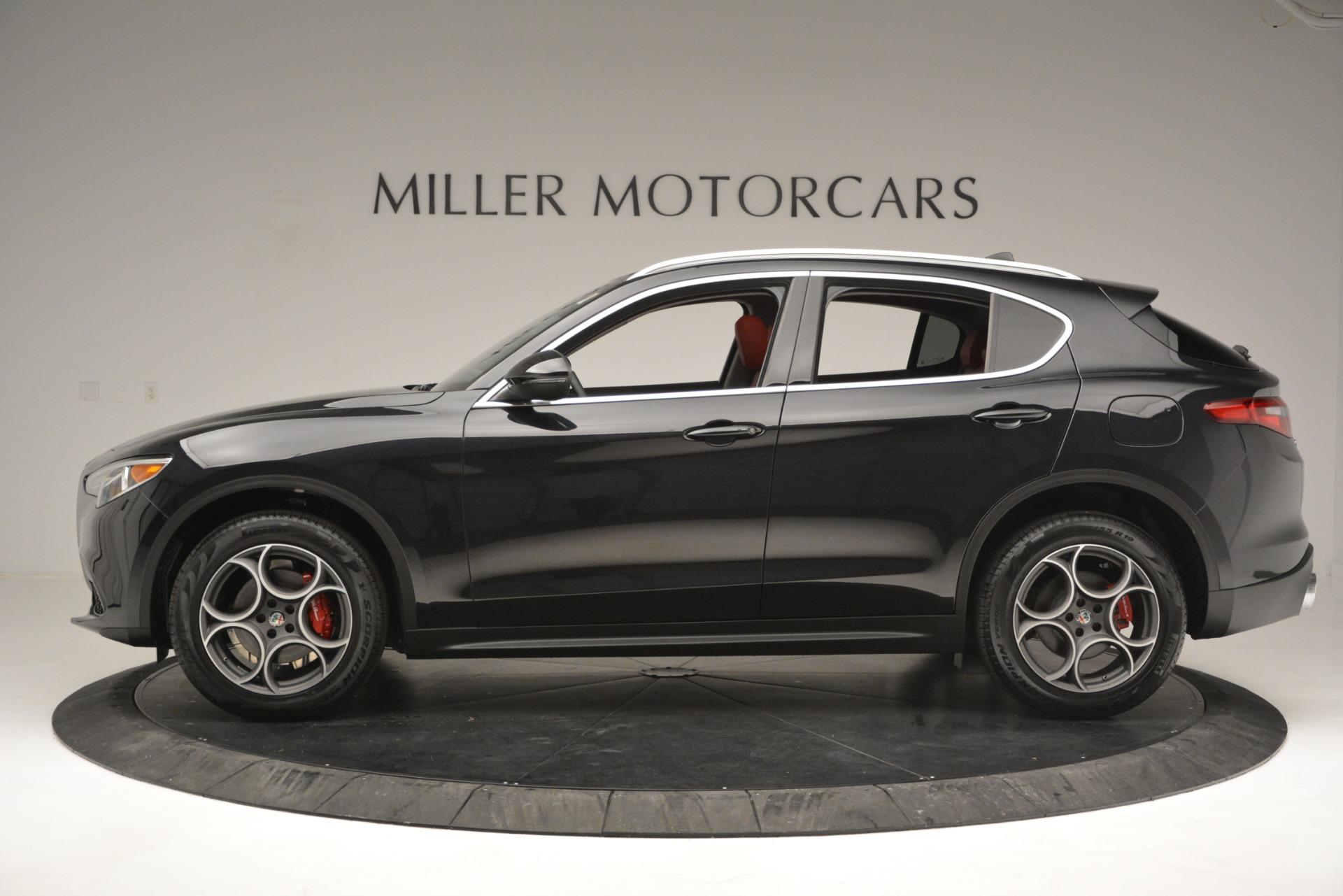 New 2019 Alfa Romeo Stelvio  For Sale In Greenwich, CT 2764_p4
