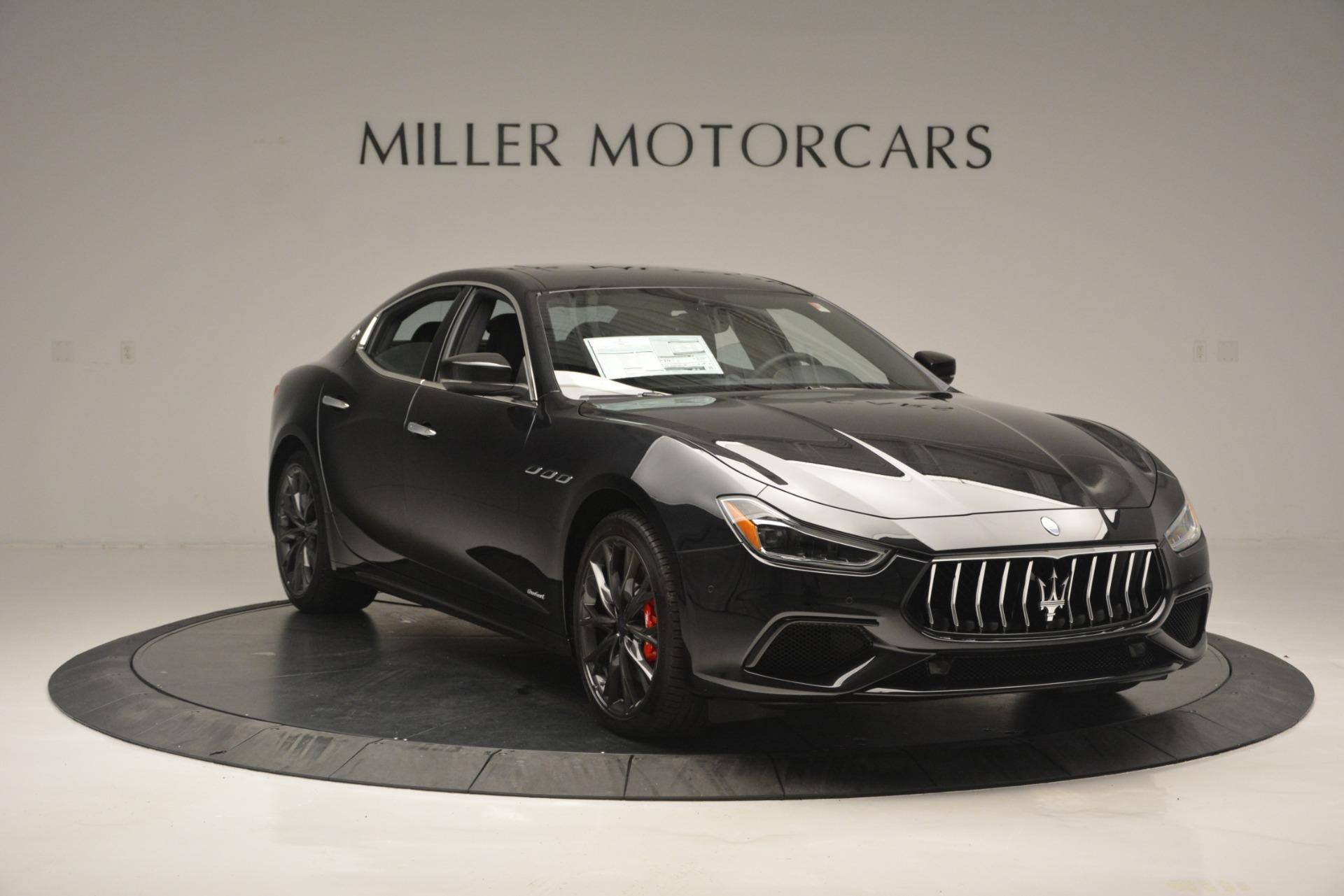 New 2019 Maserati Ghibli S Q4 GranSport For Sale In Greenwich, CT 2765_p11