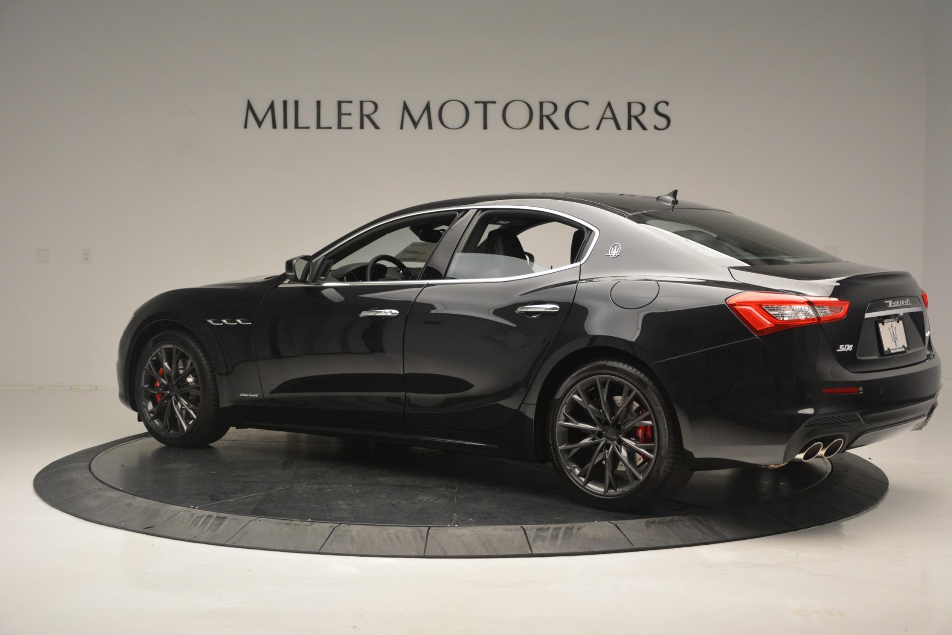 New 2019 Maserati Ghibli S Q4 GranSport For Sale In Greenwich, CT 2765_p4