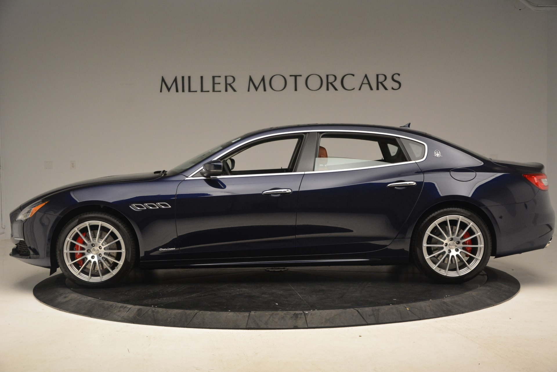 New 2019 Maserati Quattroporte S Q4 GranLusso For Sale In Greenwich, CT 2767_p3