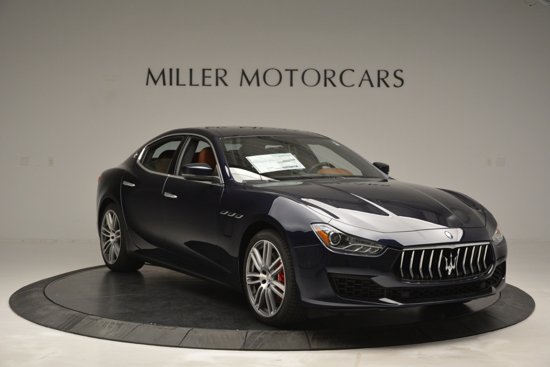 New 2019 Maserati Ghibli S Q4 For Sale In Greenwich, CT 2768_p11
