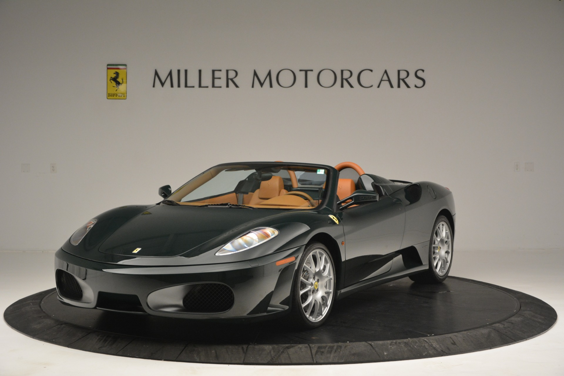 Used 2005 Ferrari F430 Spider For Sale In Greenwich, CT 2771_main