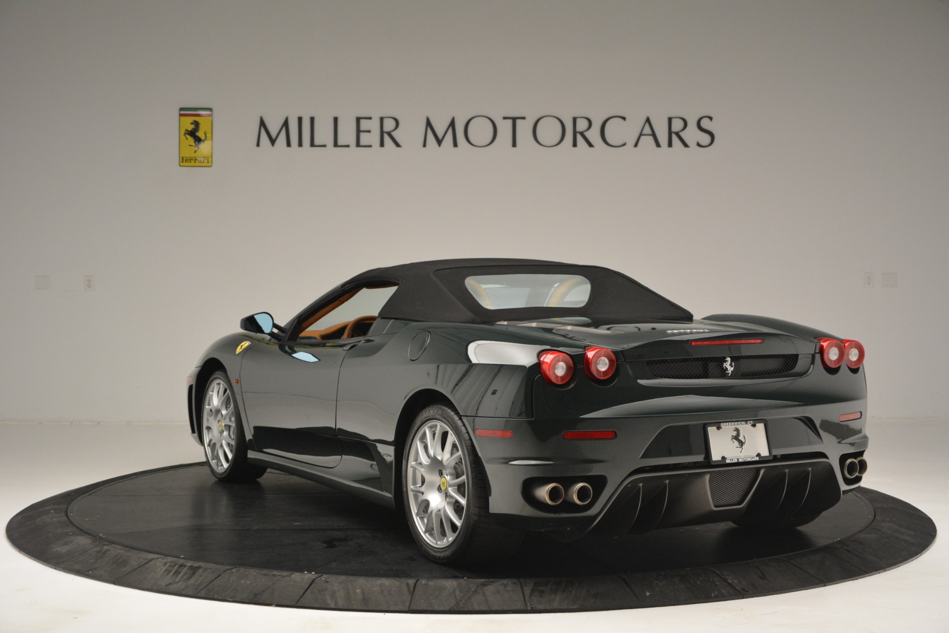 Used 2005 Ferrari F430 Spider For Sale In Greenwich, CT 2771_p17