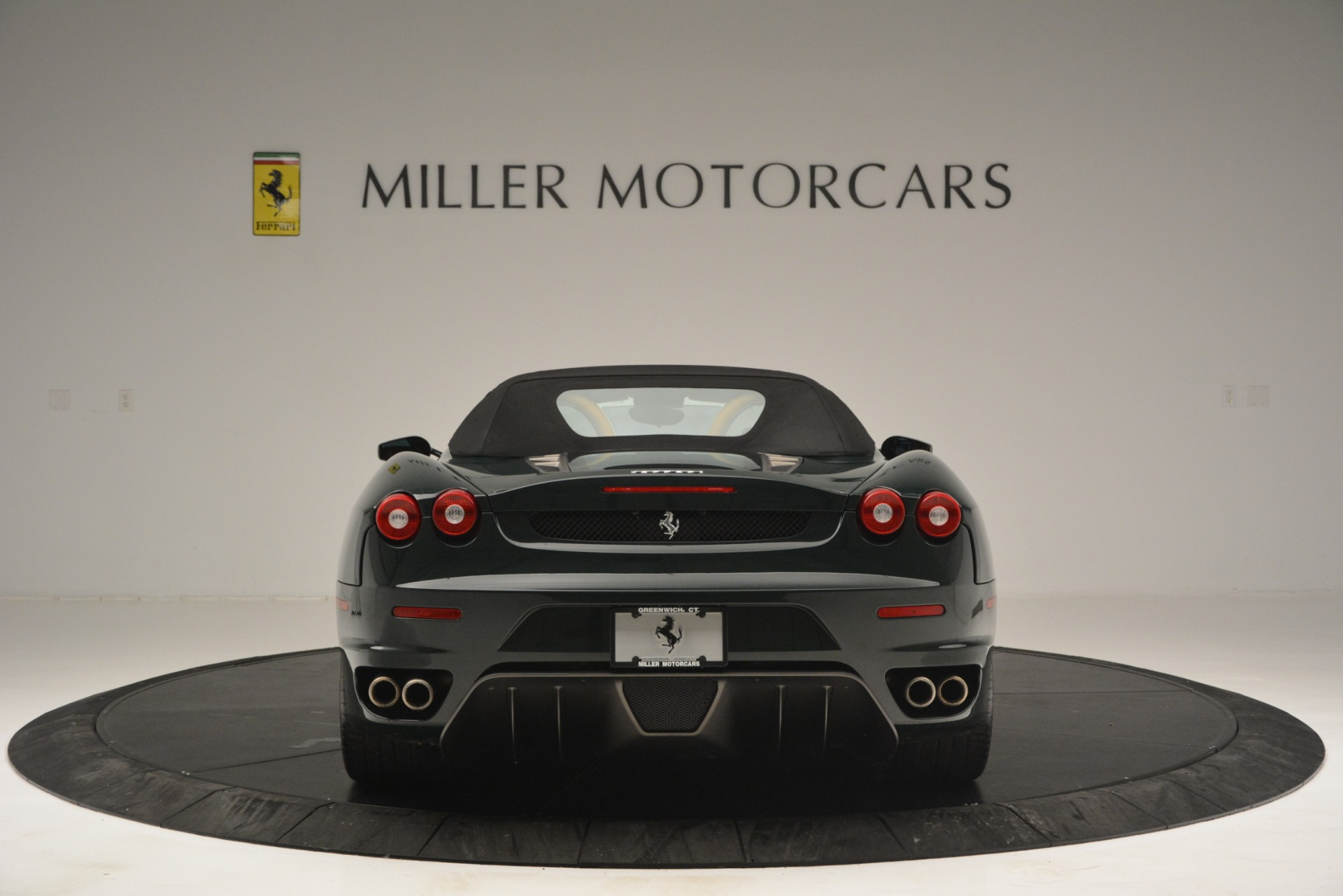 Used 2005 Ferrari F430 Spider For Sale In Greenwich, CT 2771_p18