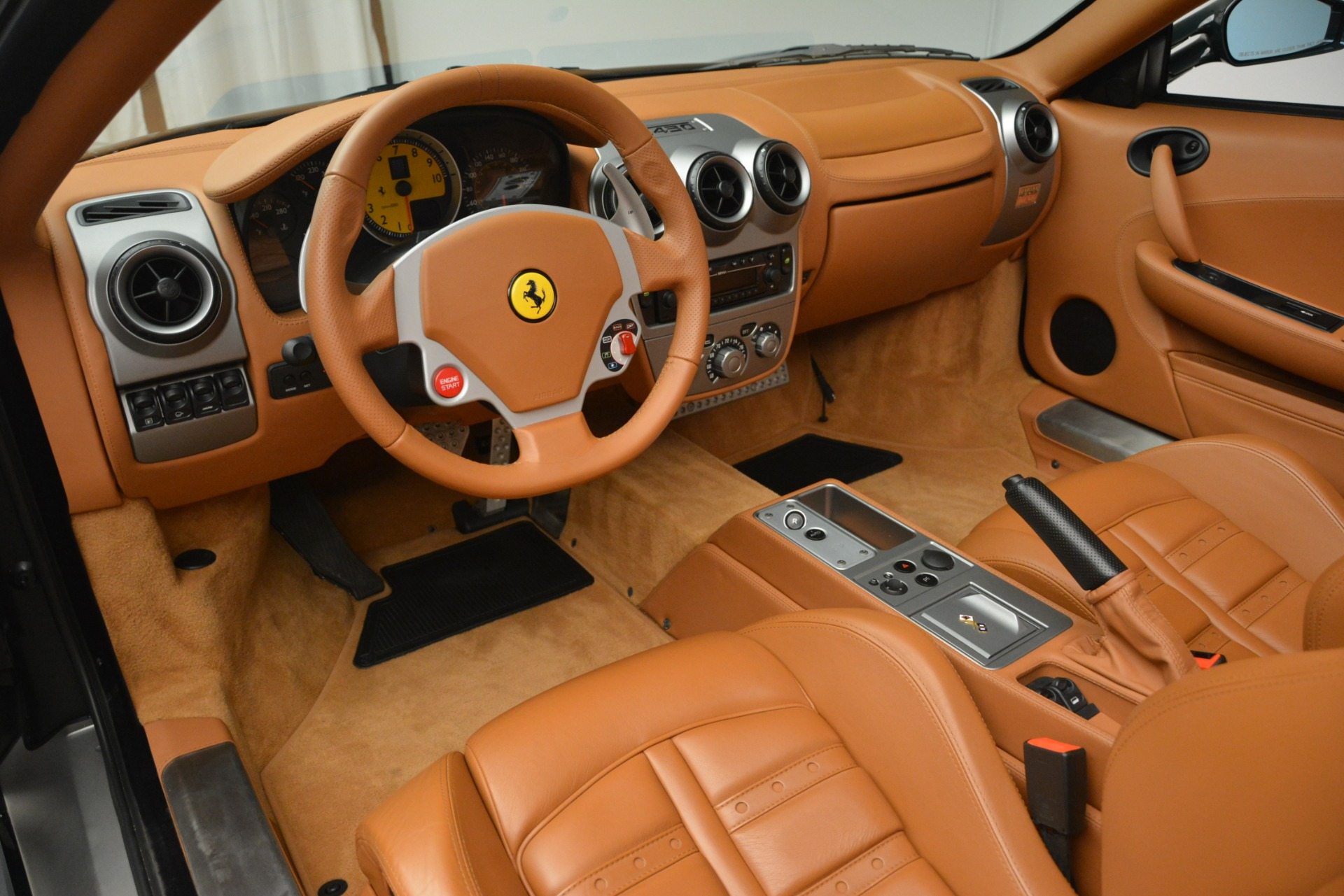 Used 2005 Ferrari F430 Spider For Sale In Greenwich, CT 2771_p25