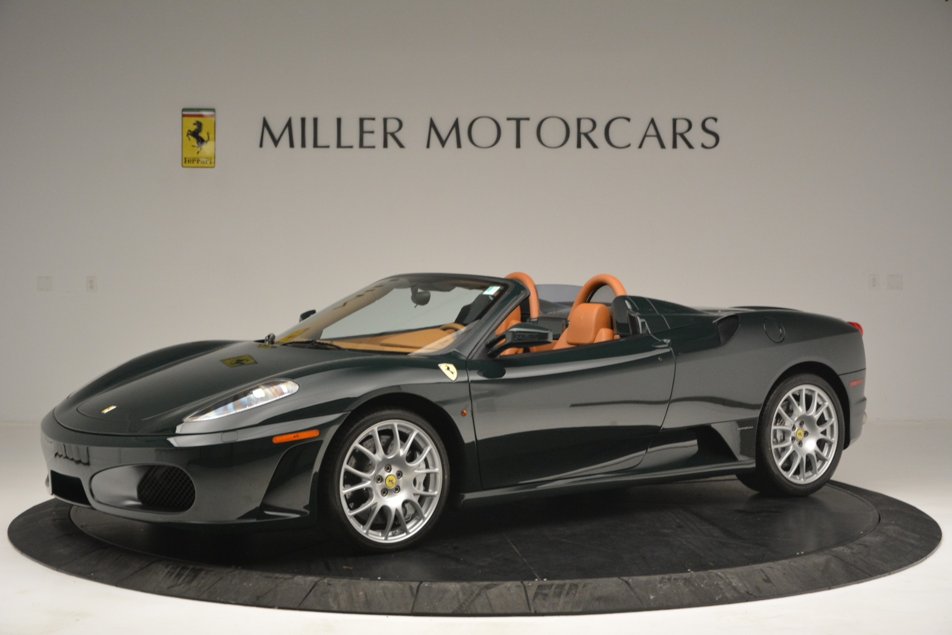 Used 2005 Ferrari F430 Spider For Sale In Greenwich, CT 2771_p2