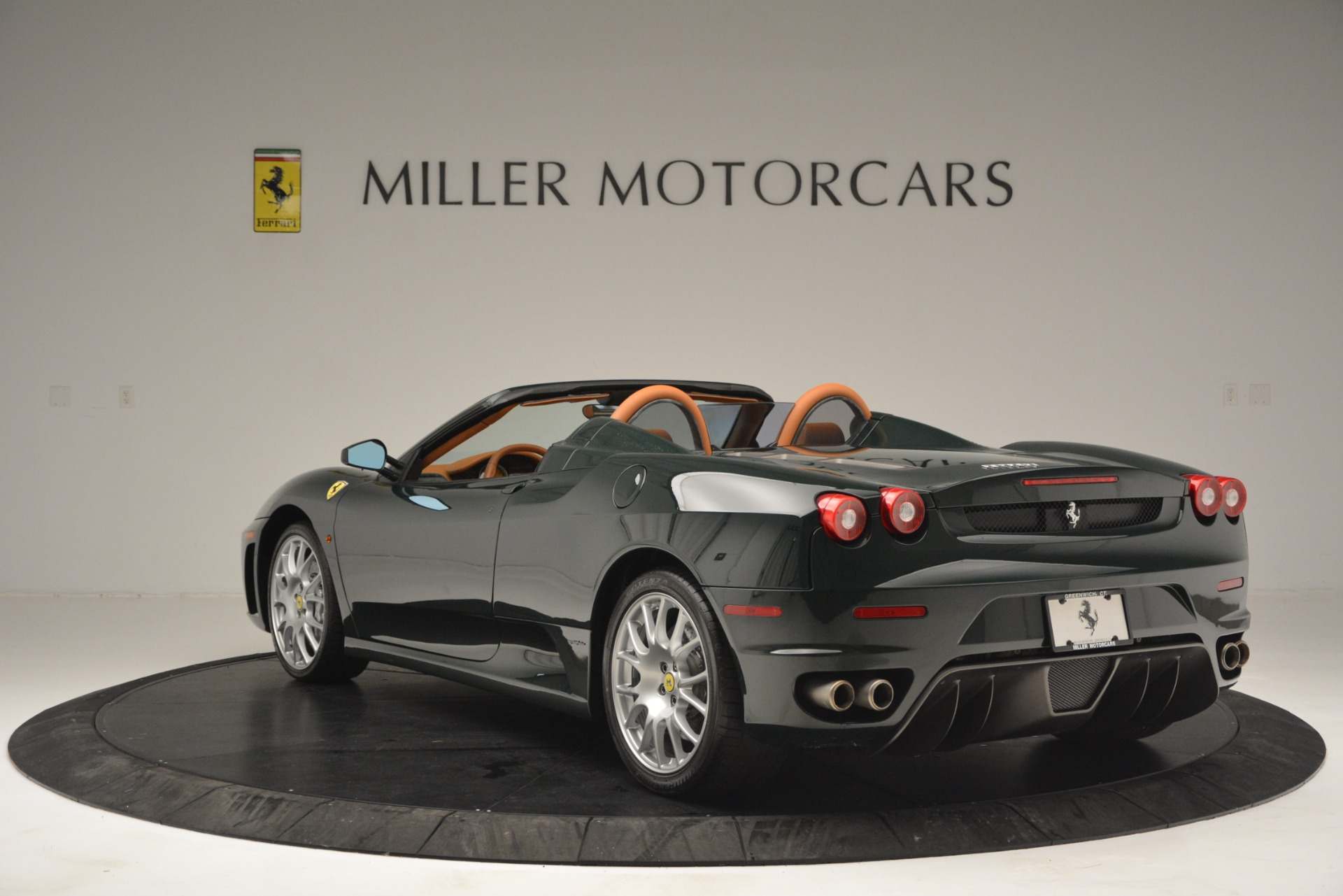 Used 2005 Ferrari F430 Spider For Sale In Greenwich, CT 2771_p5